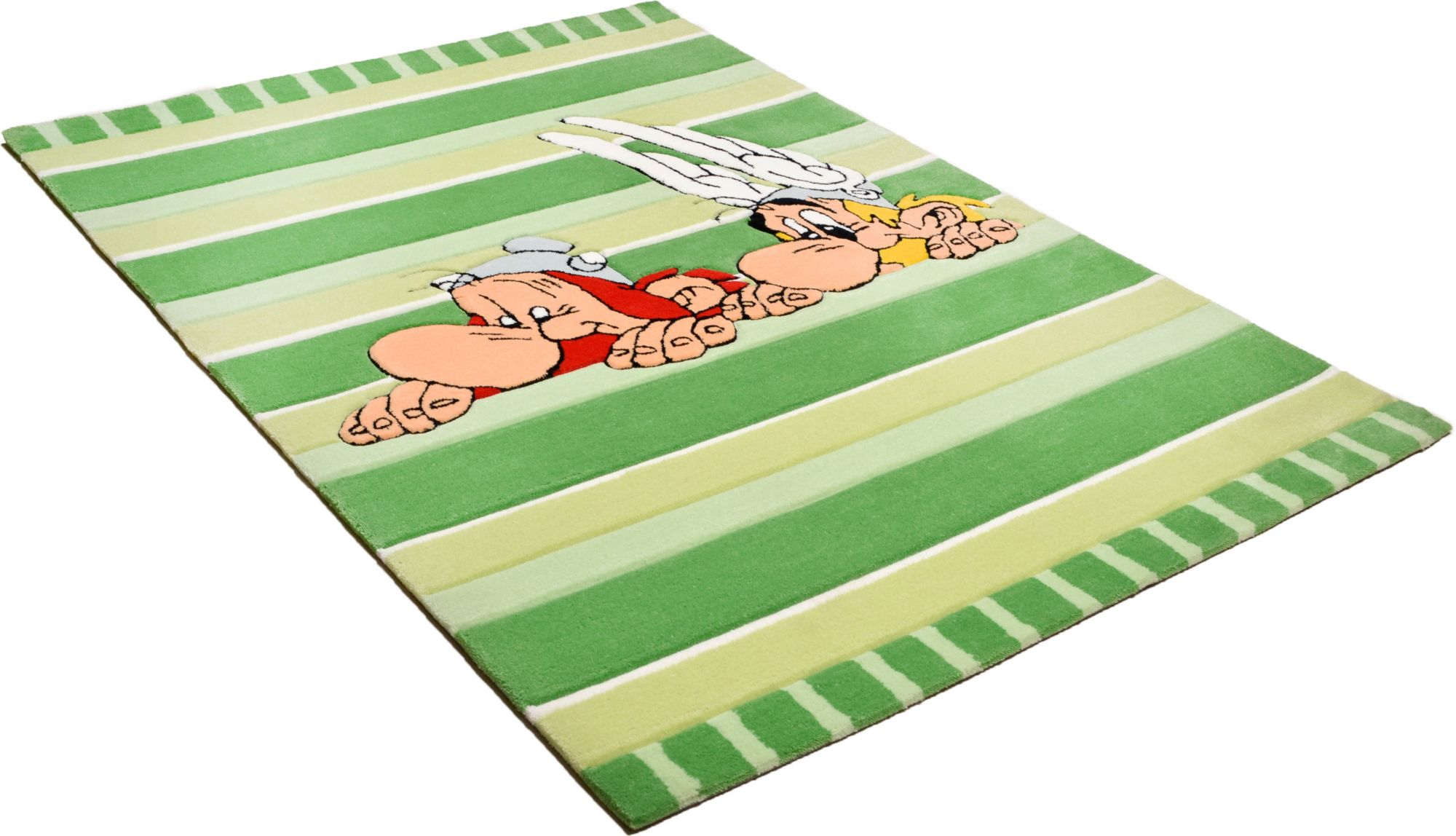 ASTERIX Kinder-Teppich, Asterix, »Gallien in Gefahr«, handgearbeitet