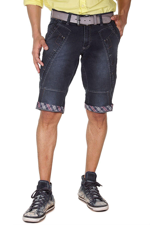 DIFFER  Denim Shorts slim fit