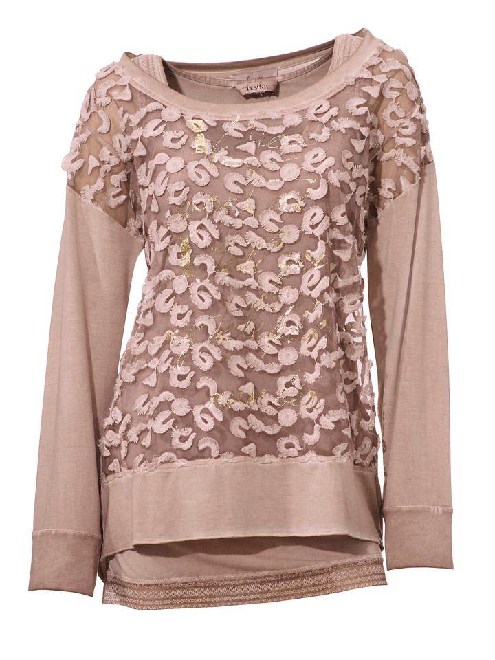 LINEA TESINI by Heine  Shirt, 2-teilig
