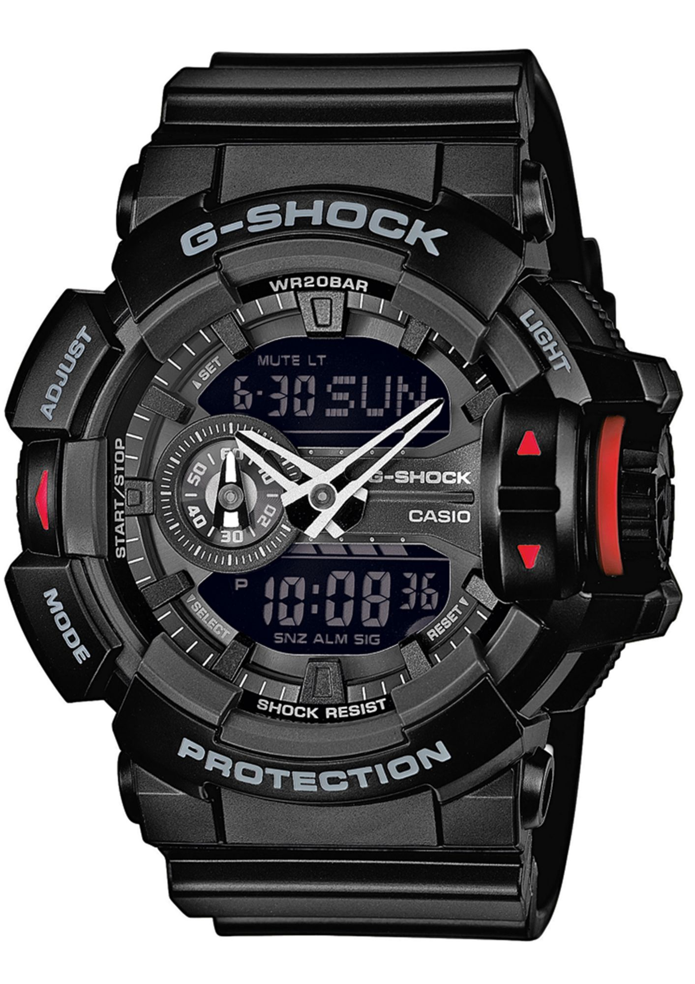 CASIO G SHOCK Casio G-Shock Chronograph »GA-400-1BER«