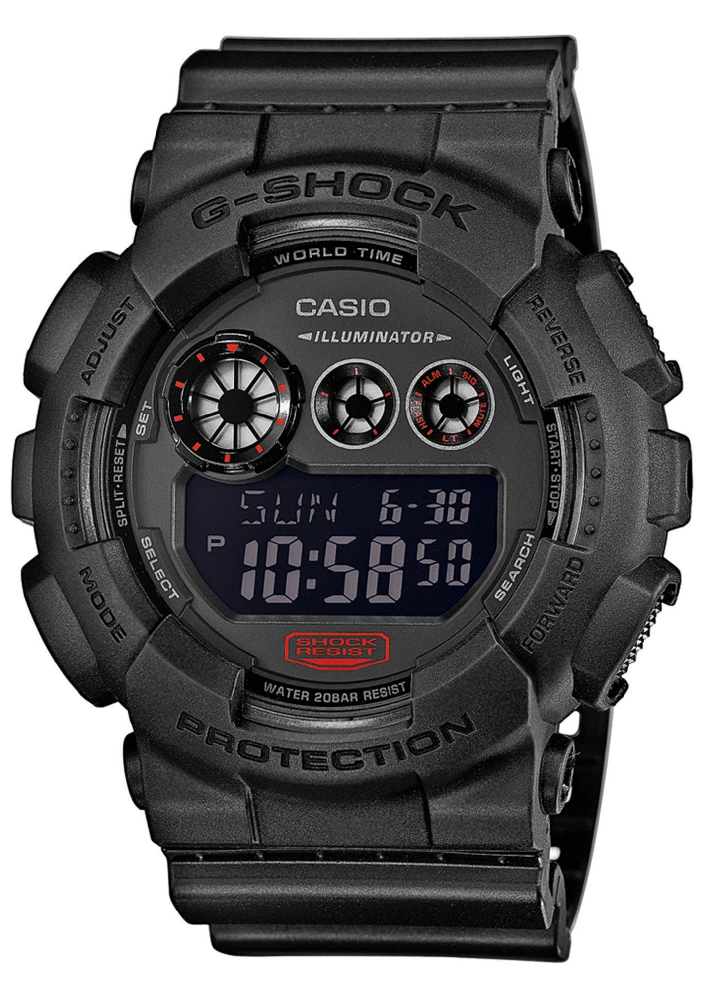 CASIO G SHOCK CASIO G-SHOCK Chronograph, »GD-120MB-1ER«