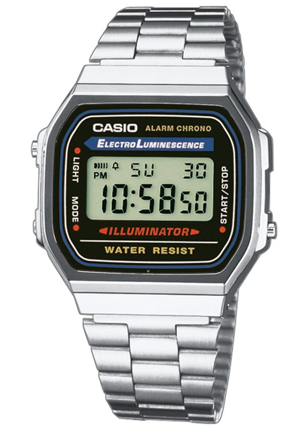 CASIO COLLECTION Casio Collection Chronograph »A168WA-1YES«