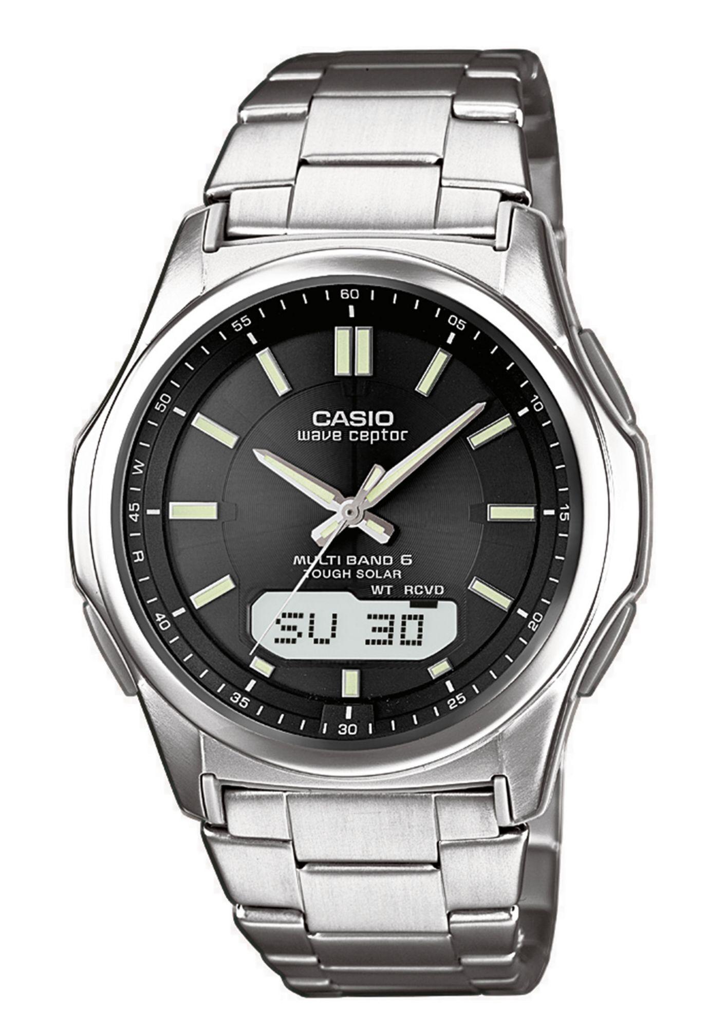 CASIO FUNK Casio Funk Funkchronograph »WVA-M630TD-1AER«