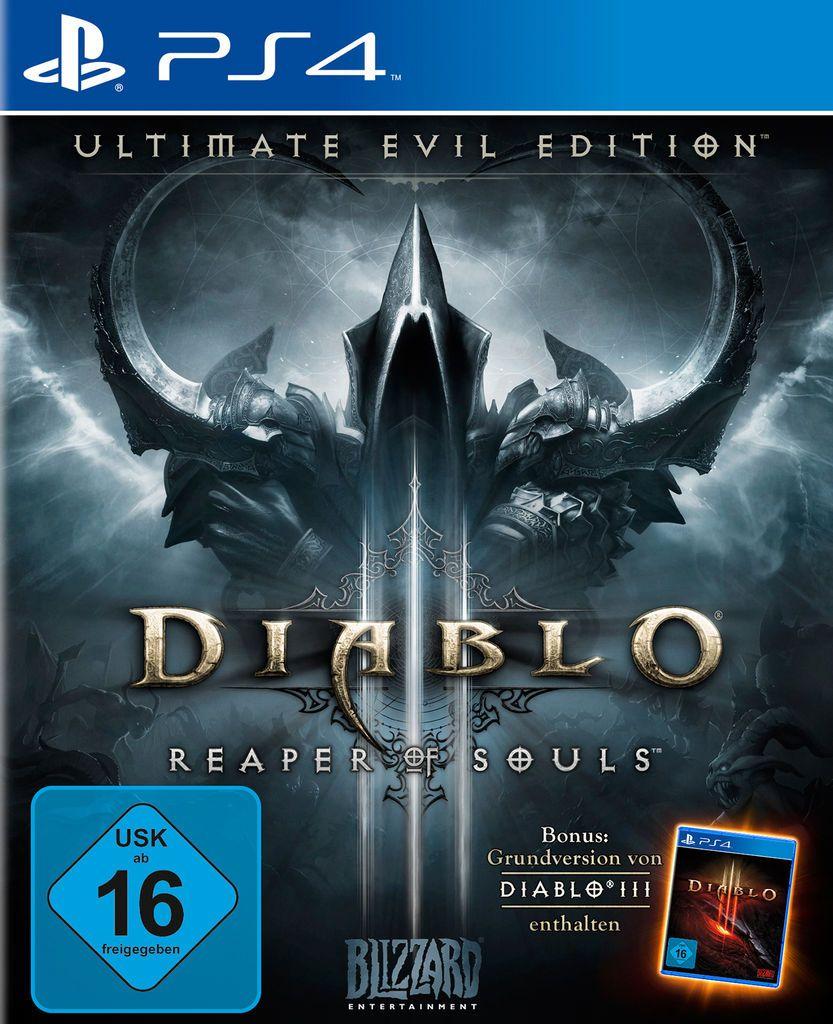 BLIZZARD Blizzard Playstation 4 - Spiel »Diablo 3 Ultimate Evil Edition«