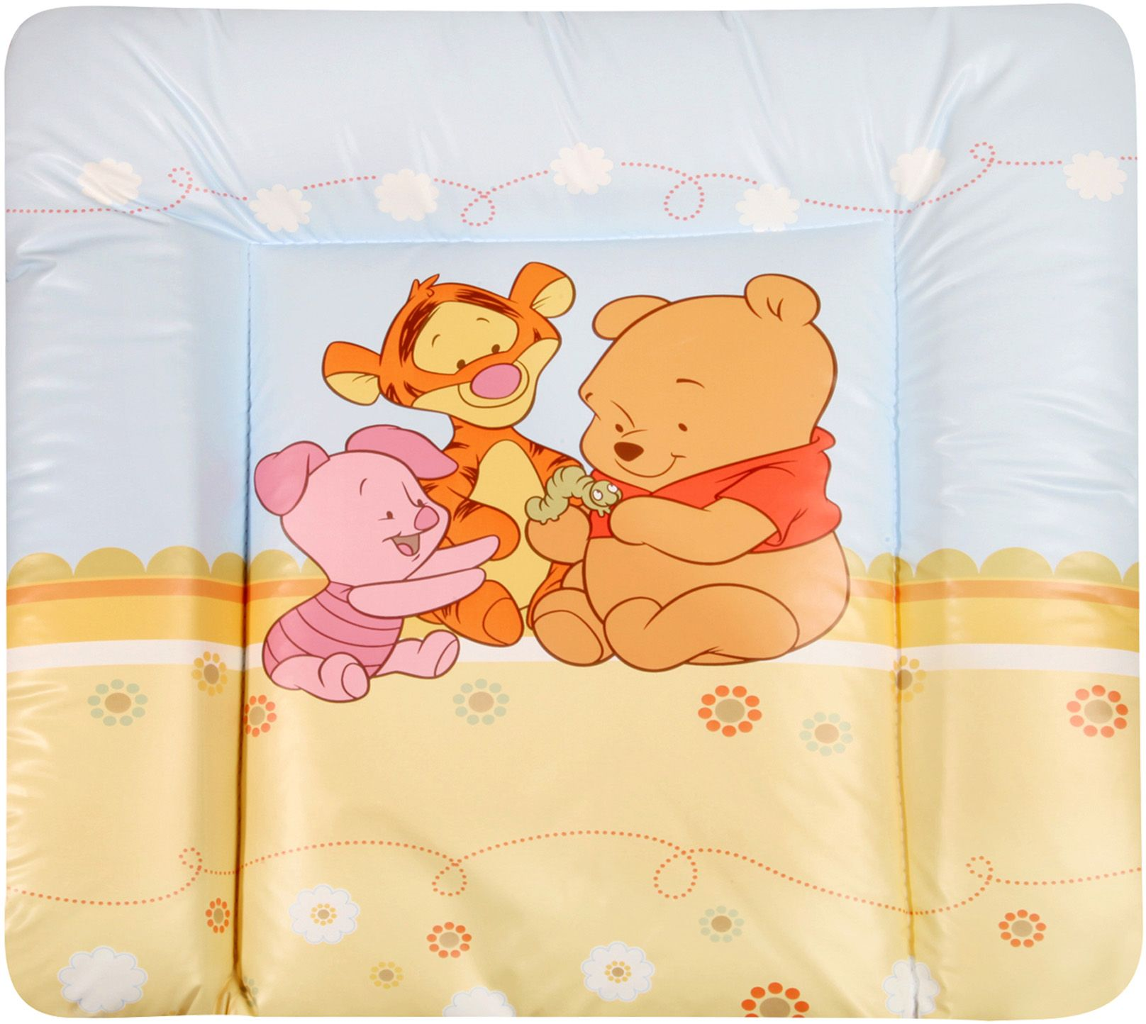 DISNEY BABY Disney Folien - Wickelauflage »Pooh and Friends«