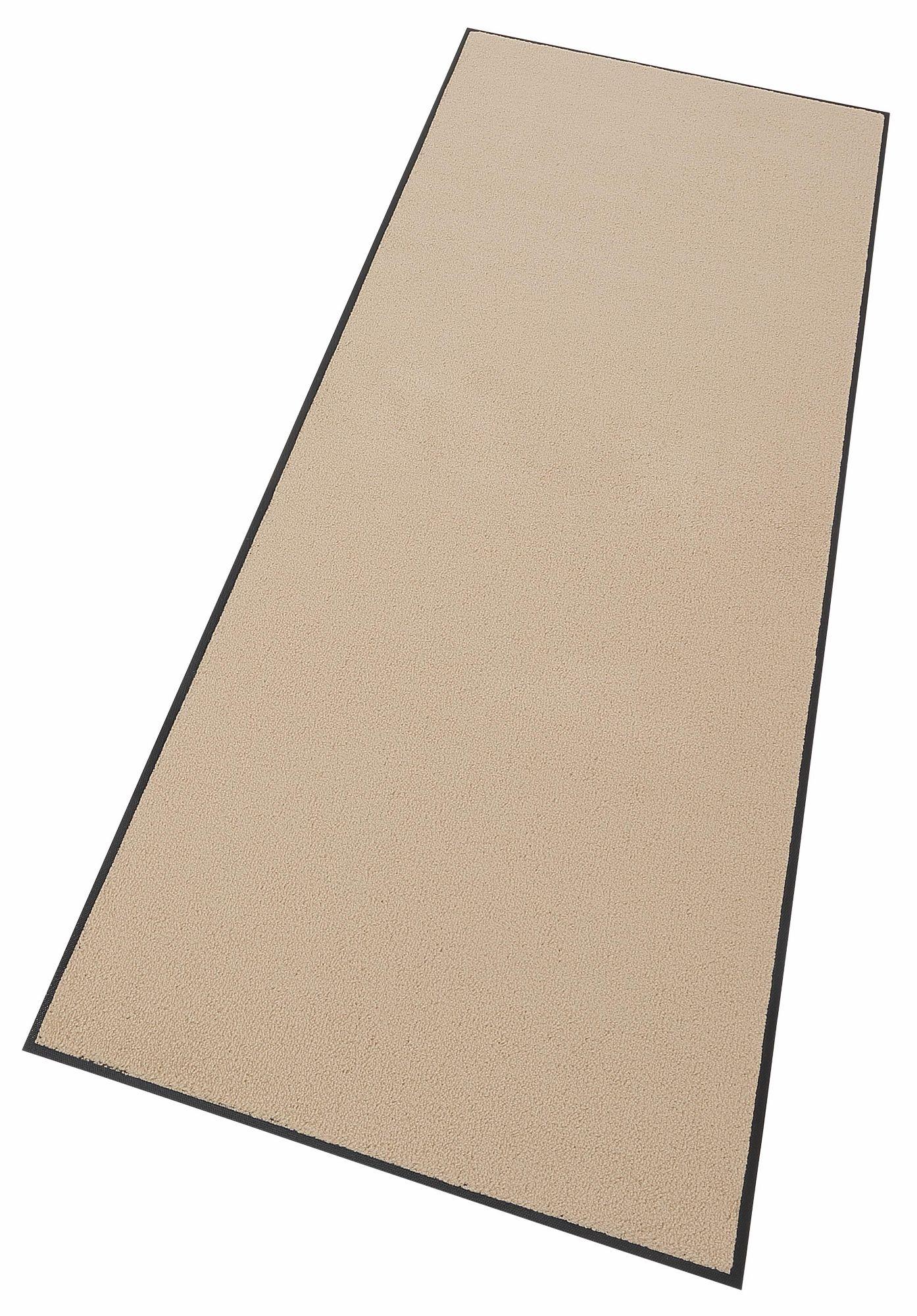 Läufer, »Original Uni«, wash+dry by Kleen-Tex, rechteckig, Höhe 9 mm, gedruckt