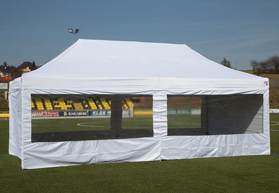 EXPRESSZELTE ExpressZelte Zelt, 4 x 6 Meter, weiß