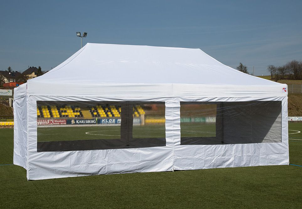 EXPRESSZELTE ExpressZelte Zelt, 3 x 6 Meter, weiß