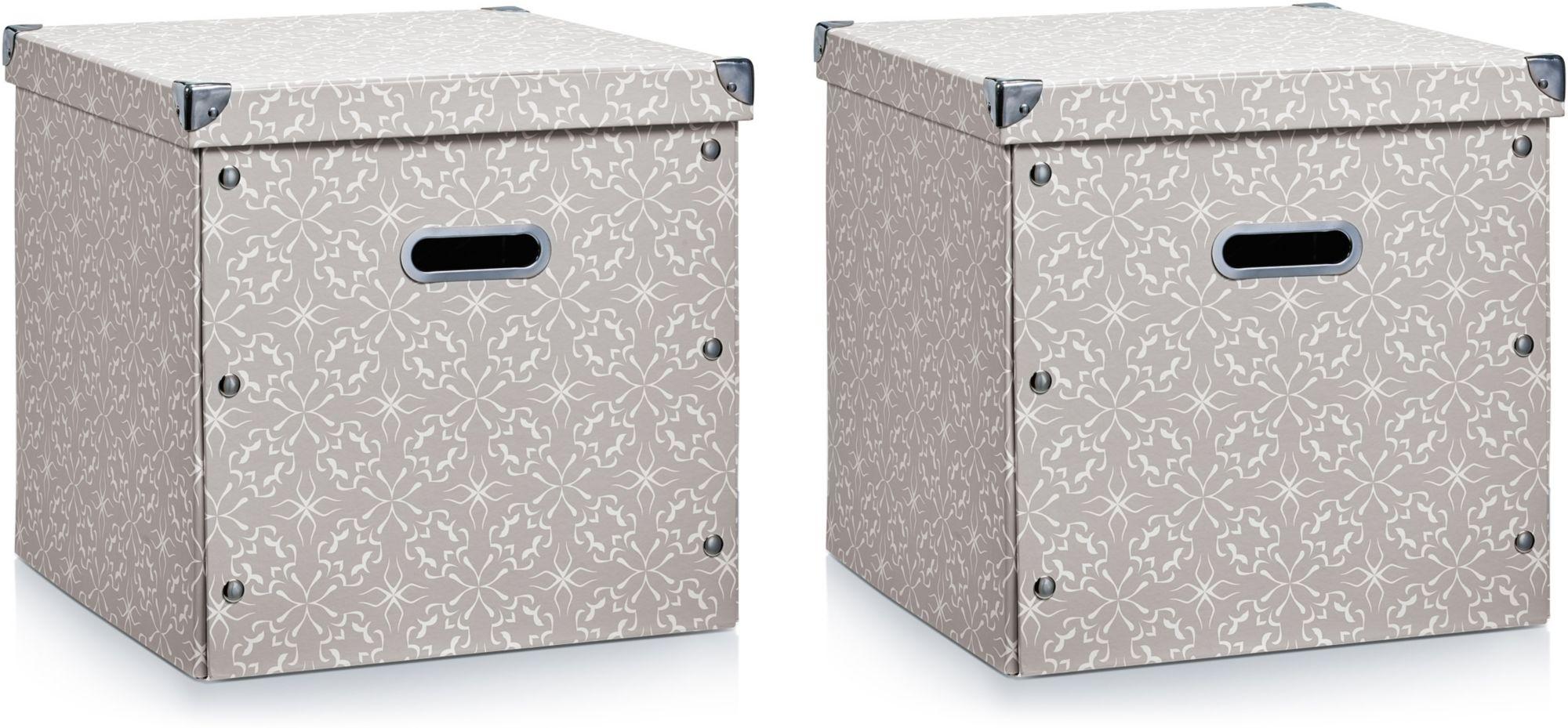 HOME AFFAIRE Aufbewahrungsbox, Home affaire (2er Set)