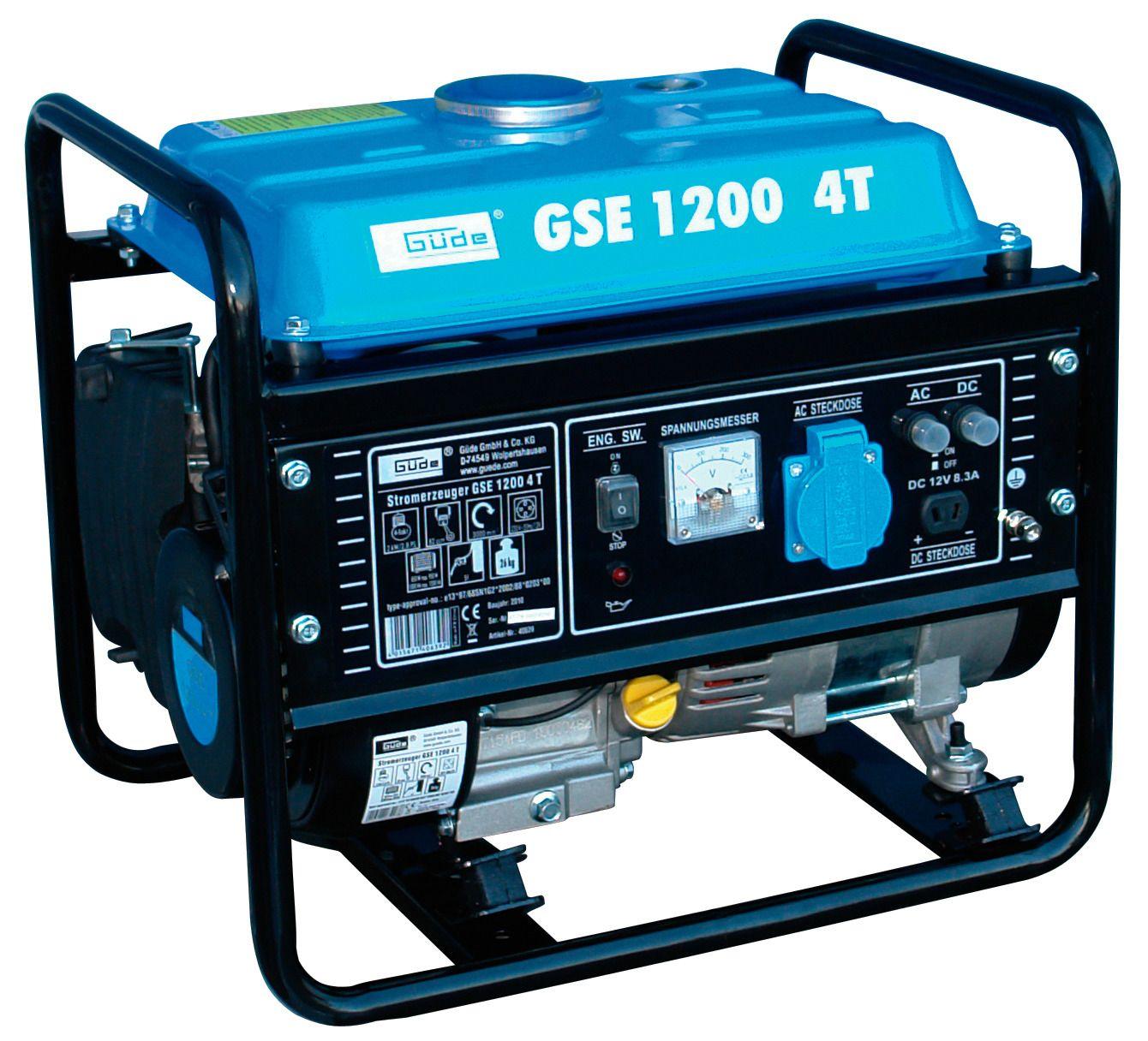 GÜDE Güde Stromerzeuger »GSE 1200 4T«