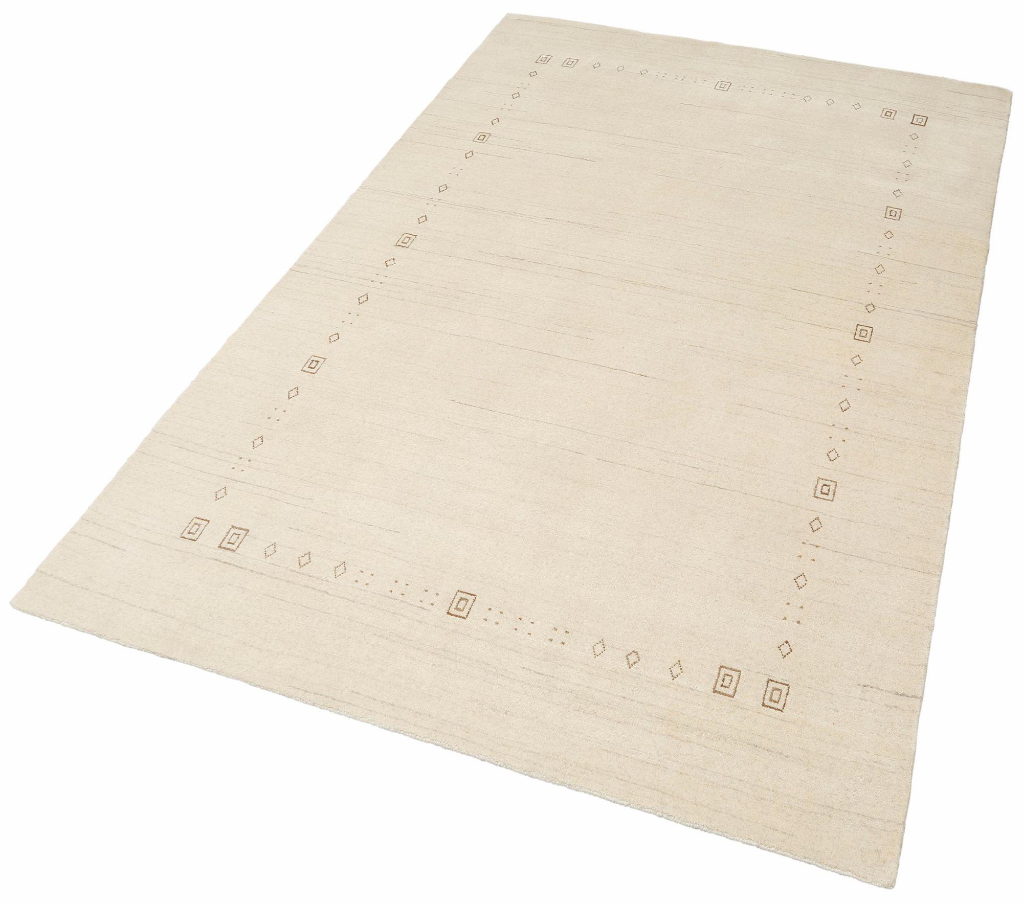 Orientteppich, »Lori Dream 2«, Theko, rechteckig, Höhe 12 mm, manuell geknüpft