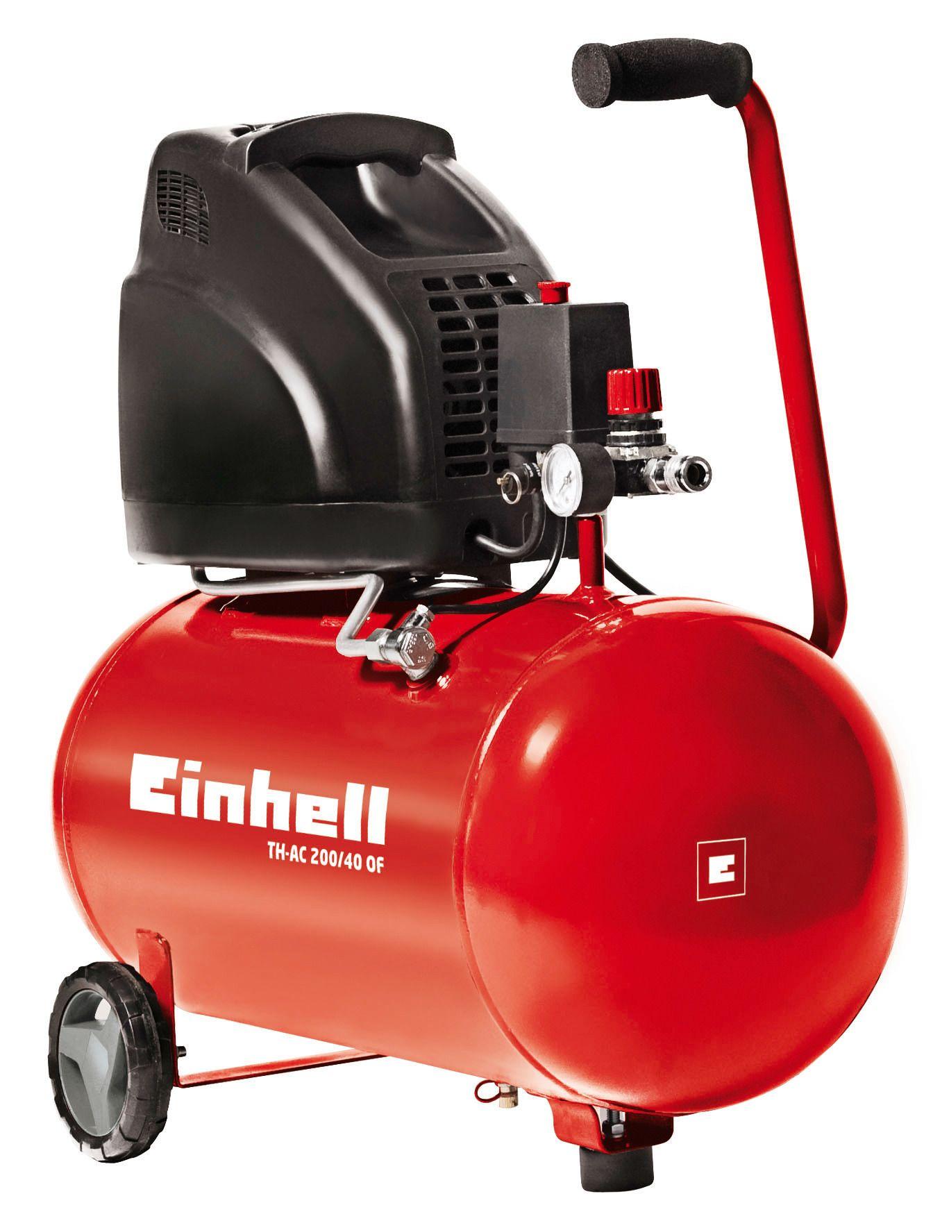 EINHELL Einhell Kompressor »TH-AC 200/40 OF«