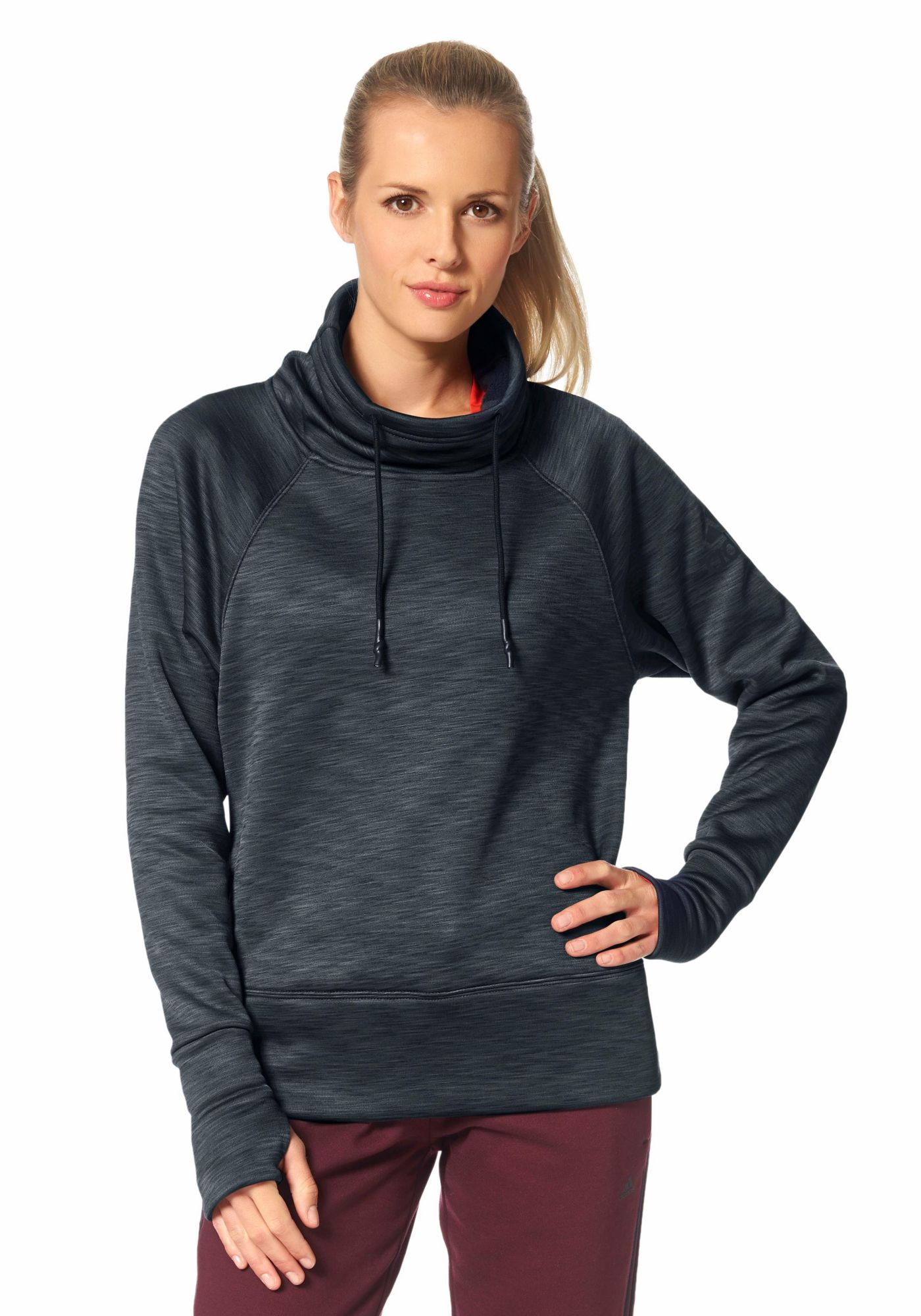 ADIDAS PERFORMANCE adidas Performance CLIMAHEAT SWEATER Funktions-Sweatshirt
