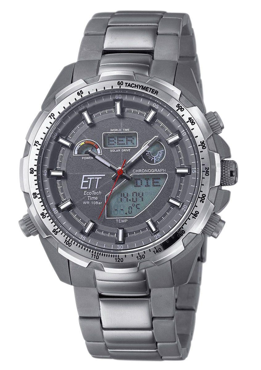 ETT  Funkchronograph »EGT-11271-21M«