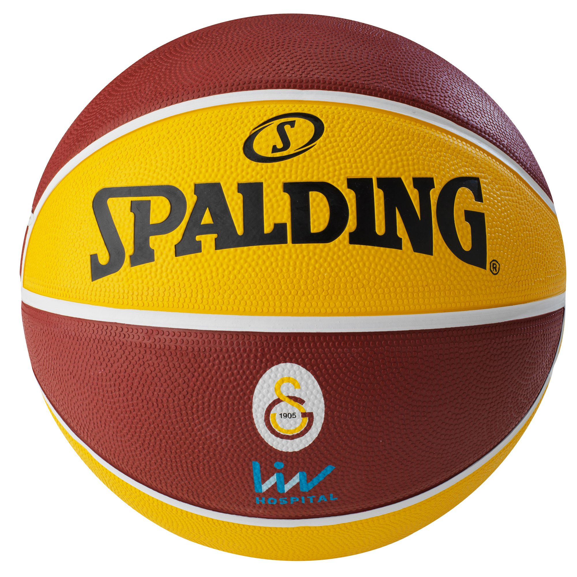SPALDING  EL Team Galatasaray Istanbul Basketball