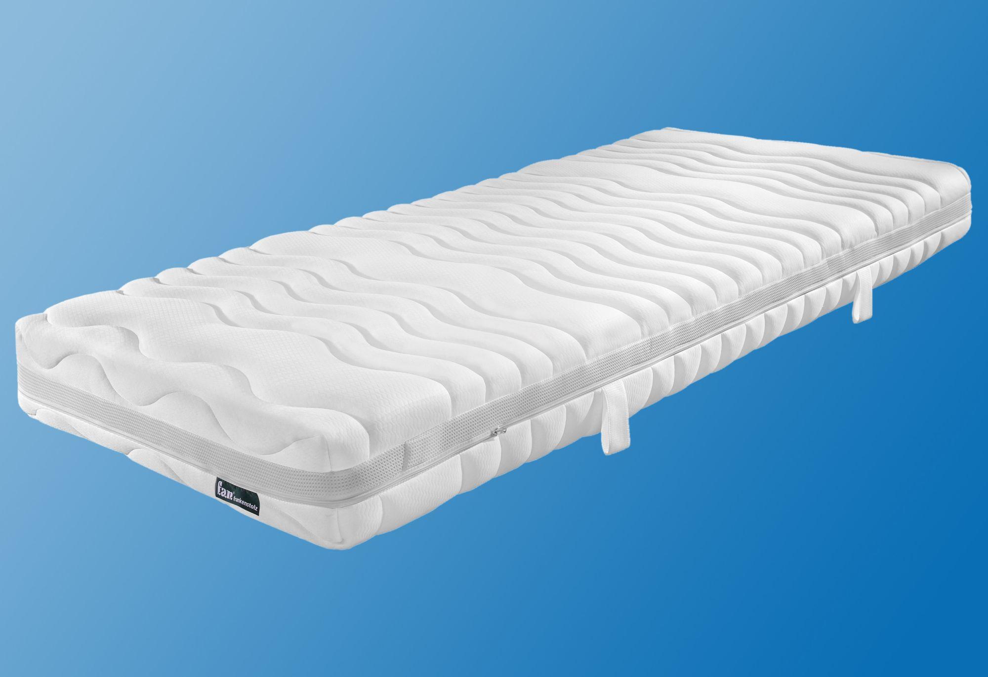 FAN FRANKENSTOLZ Komfortschaummatratze, »Climasan Relax 440 S«, f.a.n. Frankenstolz, 19 cm hoch, Raumgewicht: 30