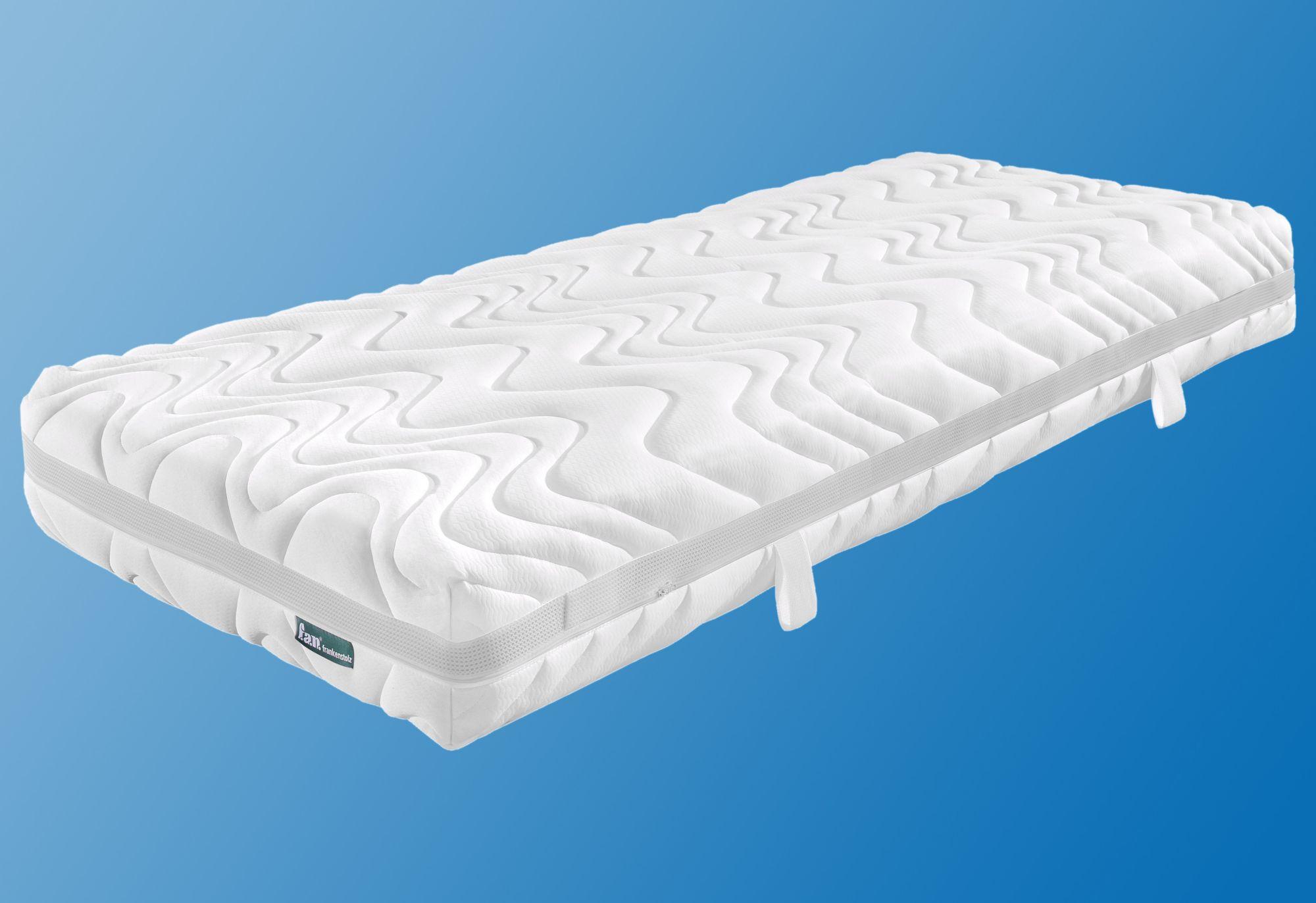 FAN FRANKENSTOLZ Komfortschaummatratze, »Climasan Relax 1.000 S«, f.a.n. Frankenstolz, 24 cm hoch, Raumgewicht: 30