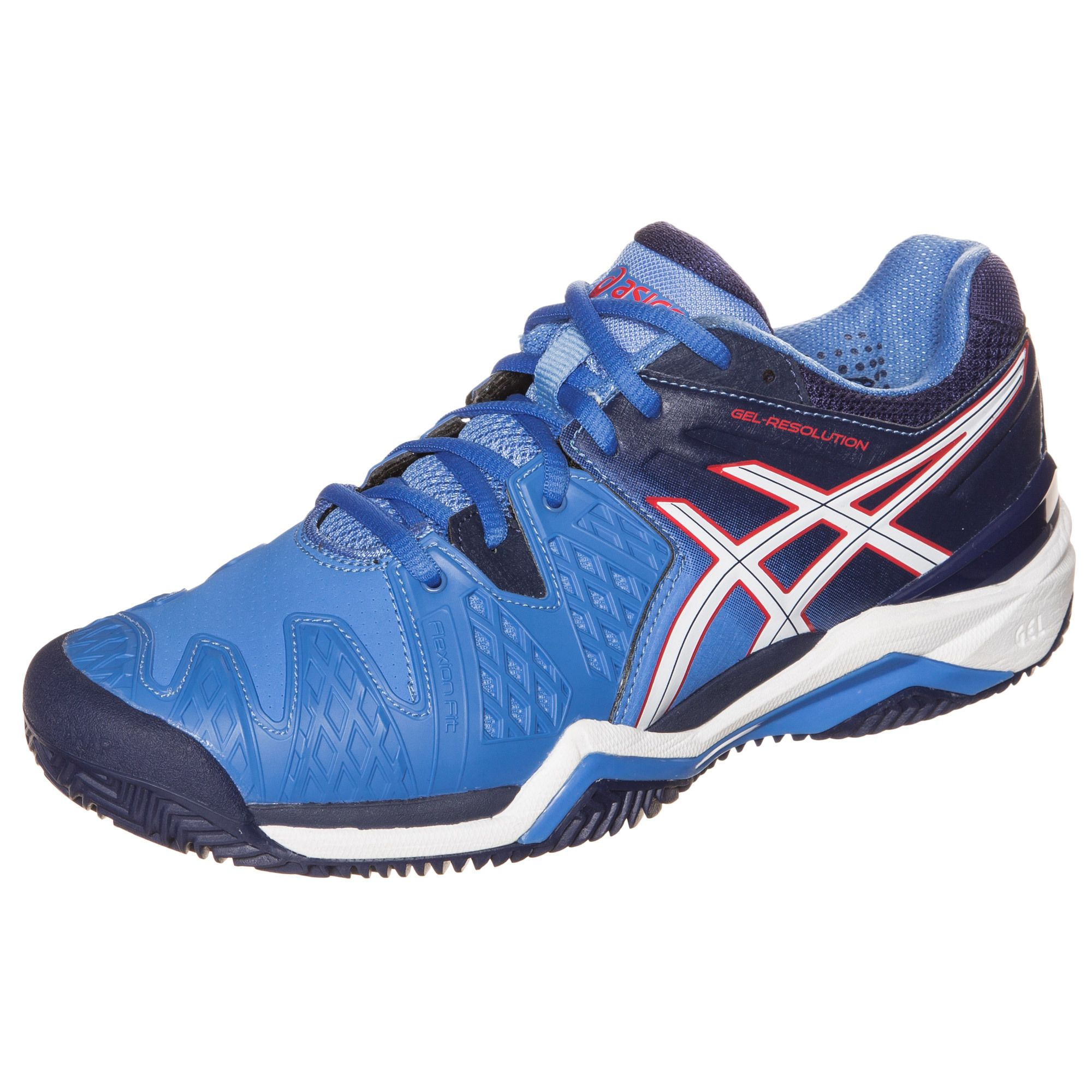 ASICS  Gel-Resolution 6 Clay Tennisschuh Damen