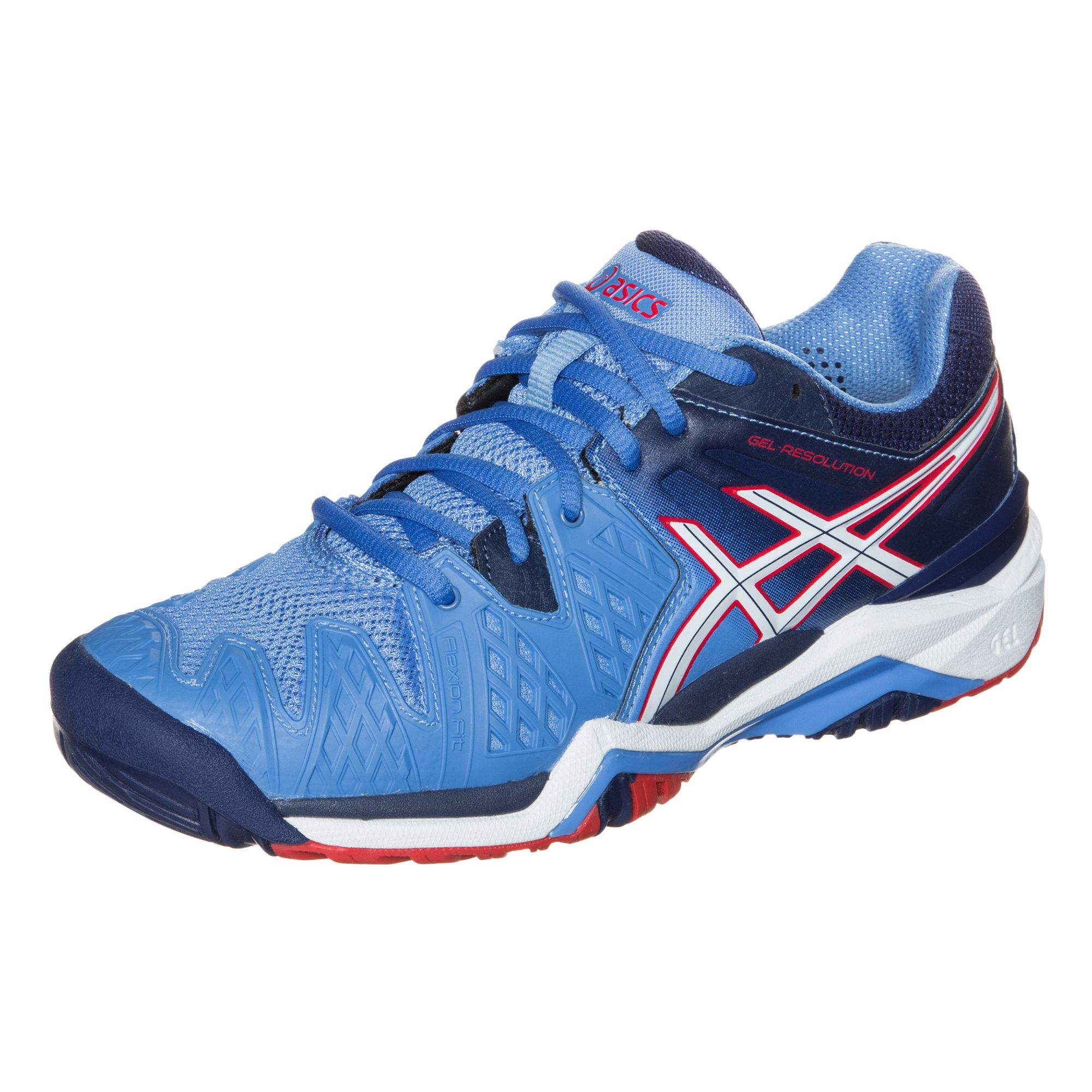ASICS  Gel-Resolution 6 Tennisschuh Damen