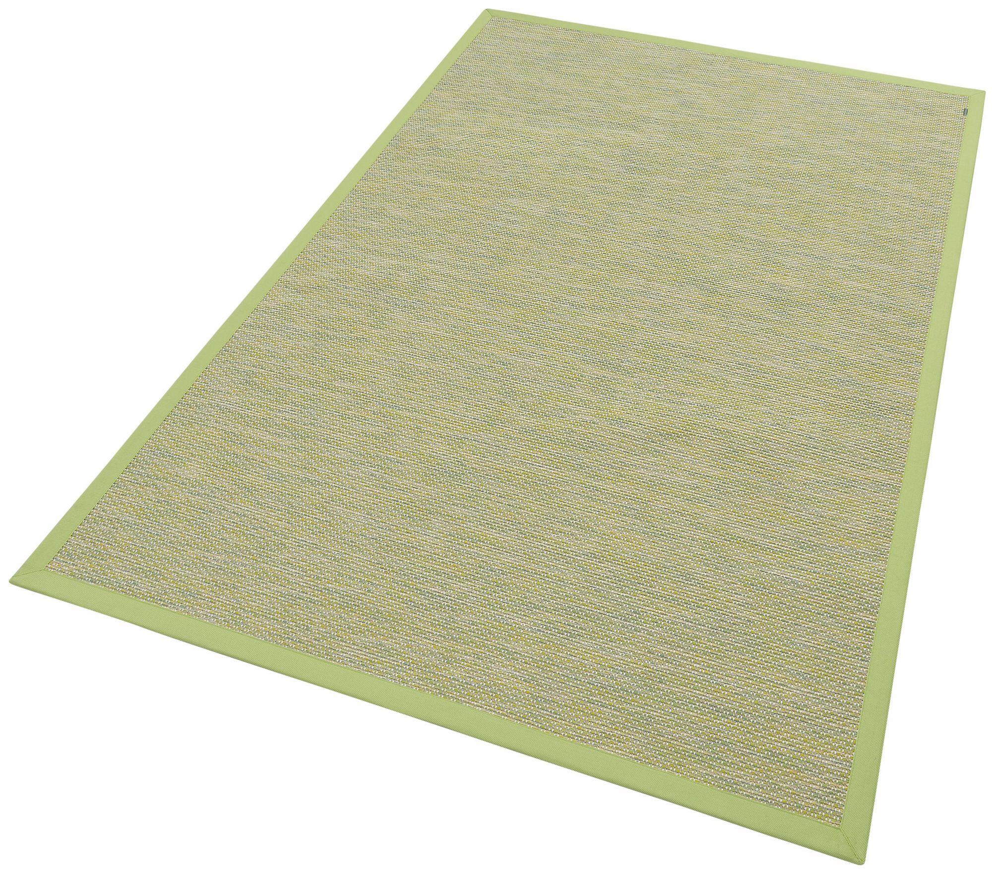 DEKOWE Teppich, Dekowe, »Color«, Melange-Effekt, Sisaloptik, Wunschmaß
