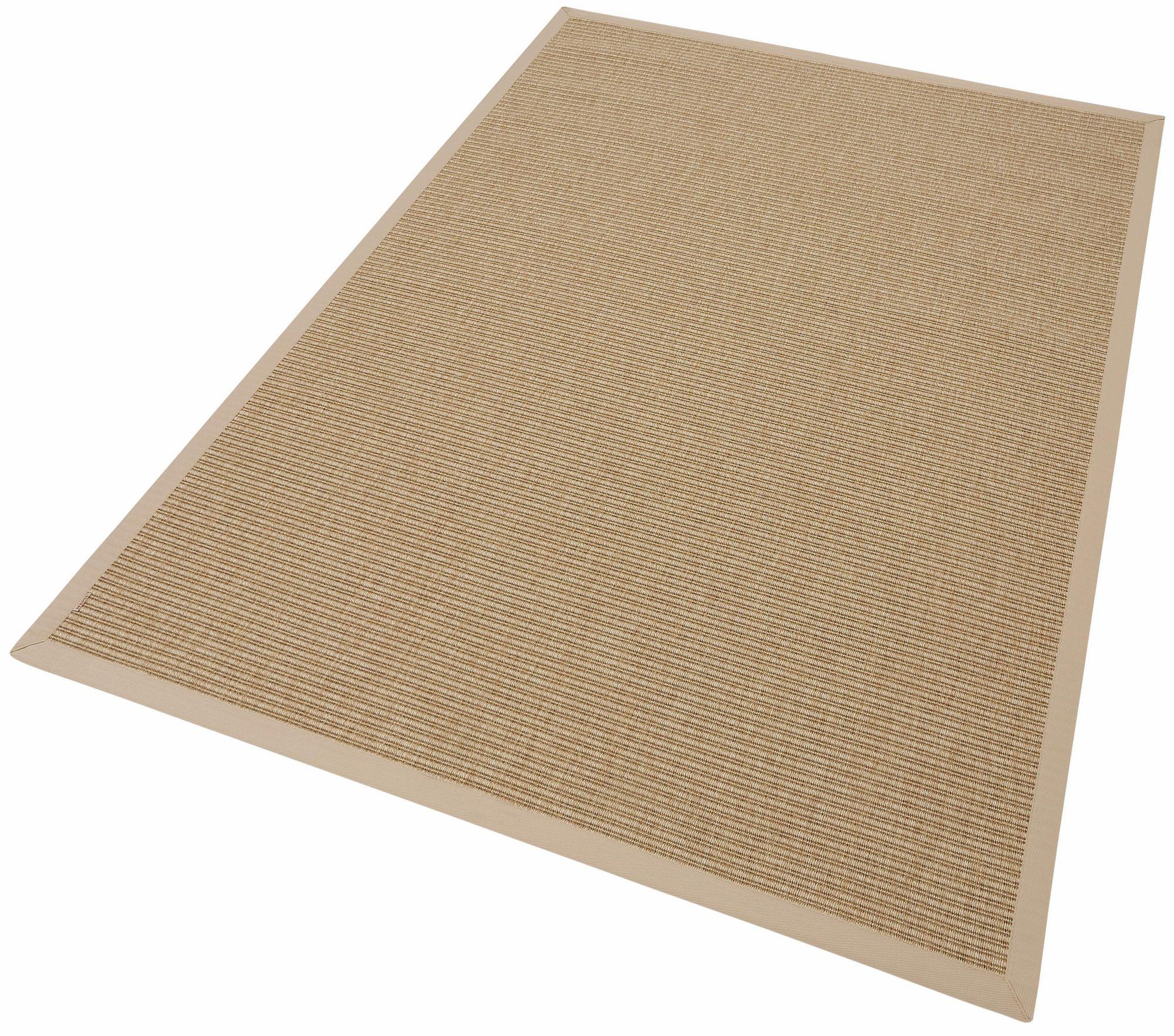 DEKOWE Teppich, Dekowe, »Naturino Tweed«, Melange-Effekt, In- und Outdoor geeignet, Sisaloptik