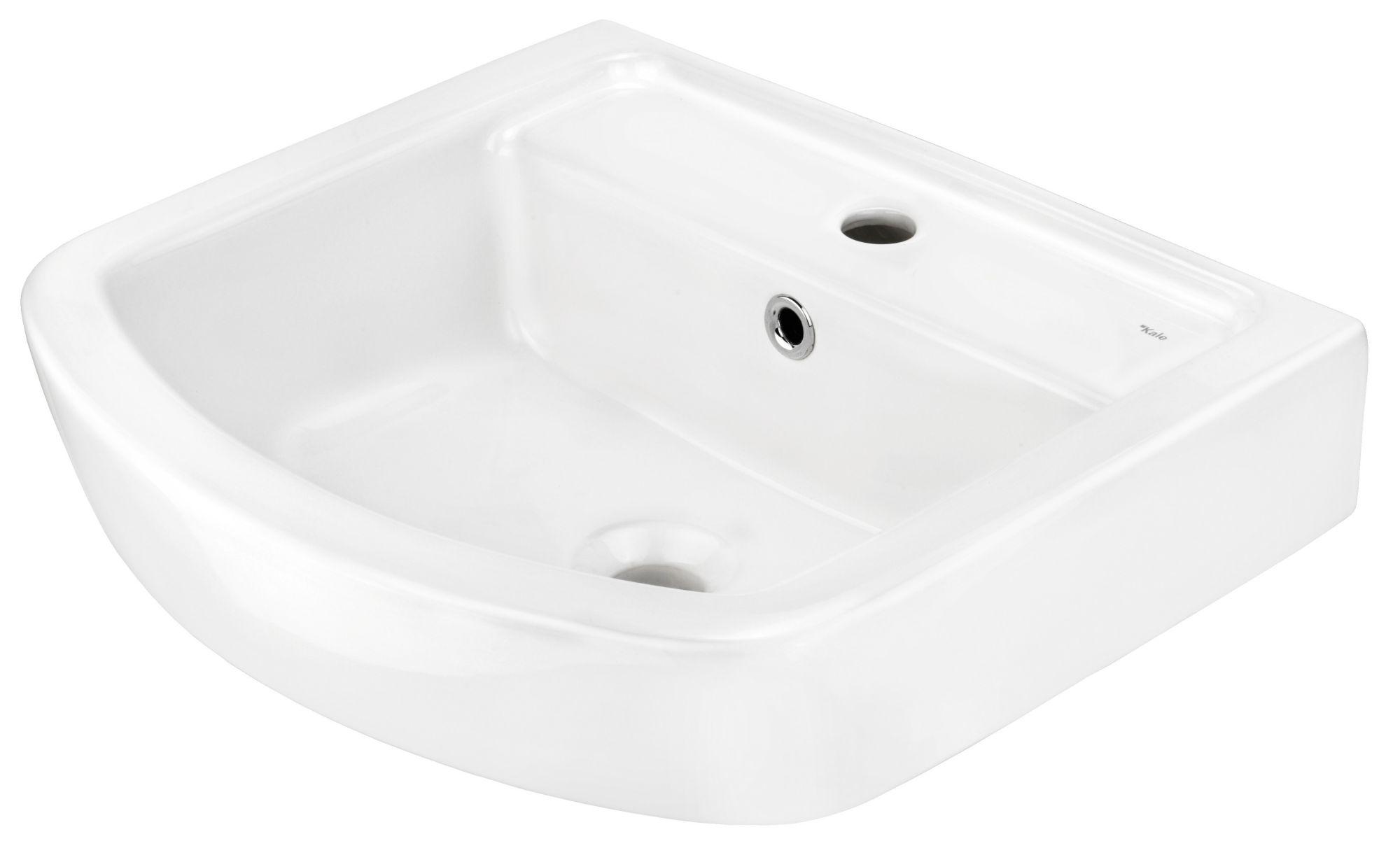 CORNAT Cornat Keramik Waschtisch / Waschbecken »Ondo«, Breite 50 cm