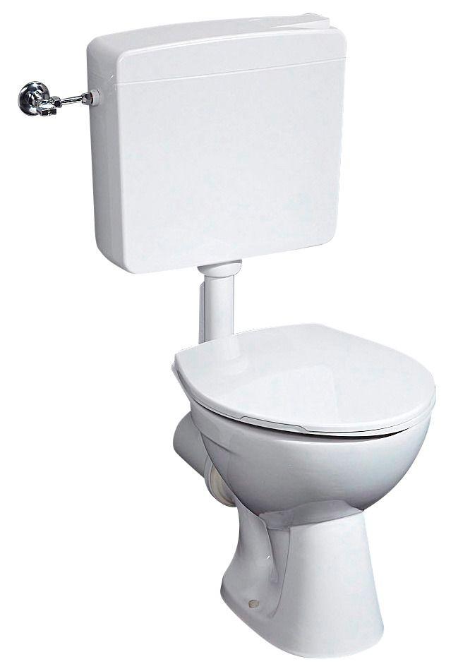 CORNAT Cornat Komplett-Set: Stand WC