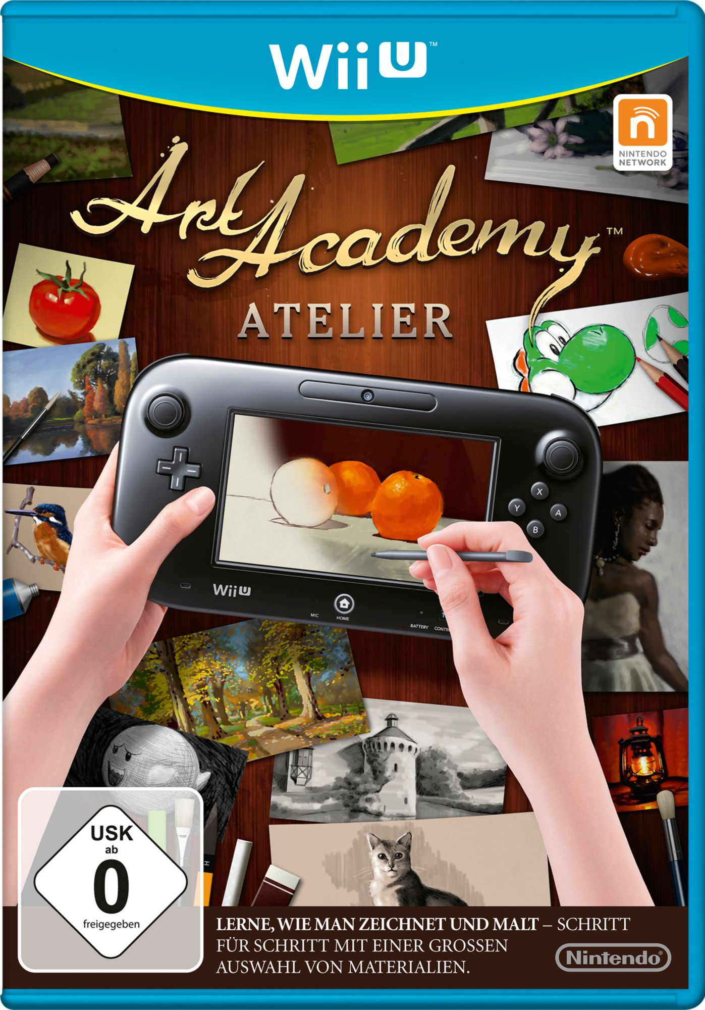 Art Academy Atelier (WIIU)