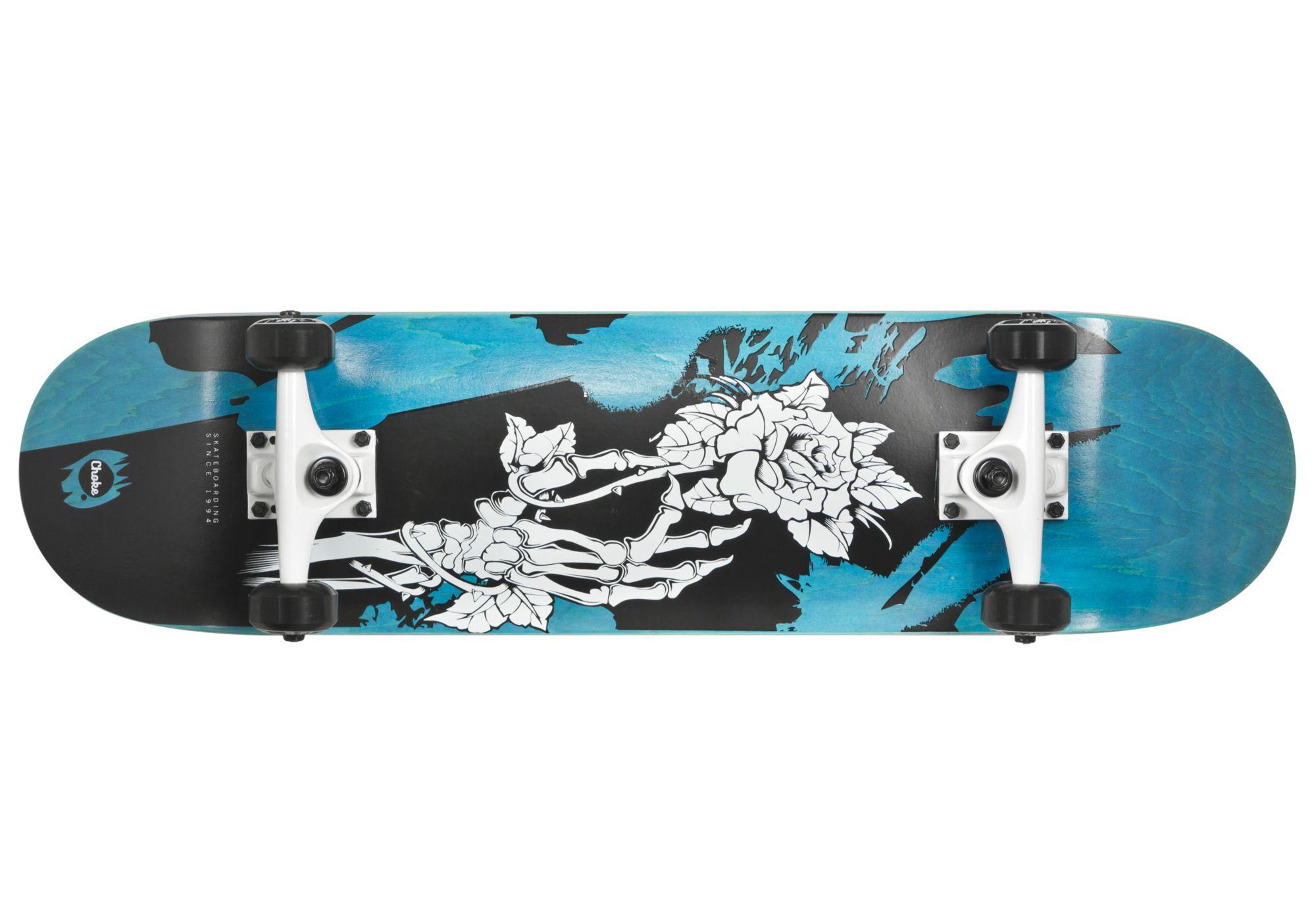 CHOKE Choke Skateboard, »Homegrown«