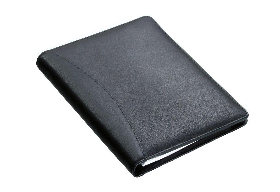 ALASSIO® Alassio® Schreibmappe aus Nappaleder 5, »Bormio«