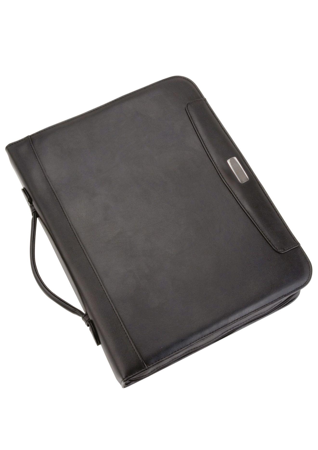 ALASSIO® Alassio® Ringbuchmappe mit Taschenrechner A4, »Porto«