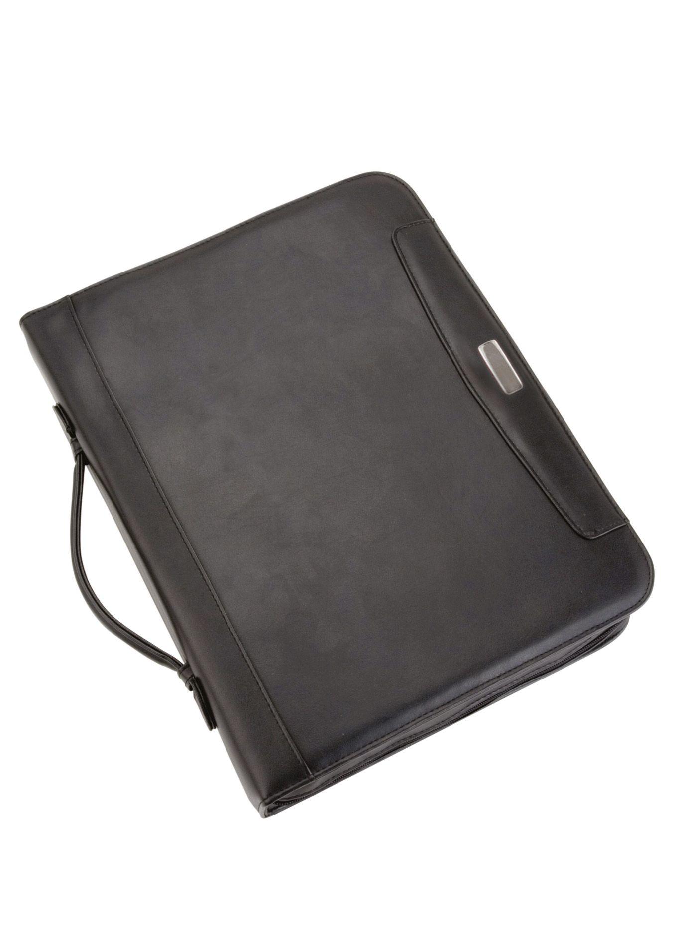 ALASSIO® Alassio® Schreibmappe mit Taschenrechner A4, »Mares I«