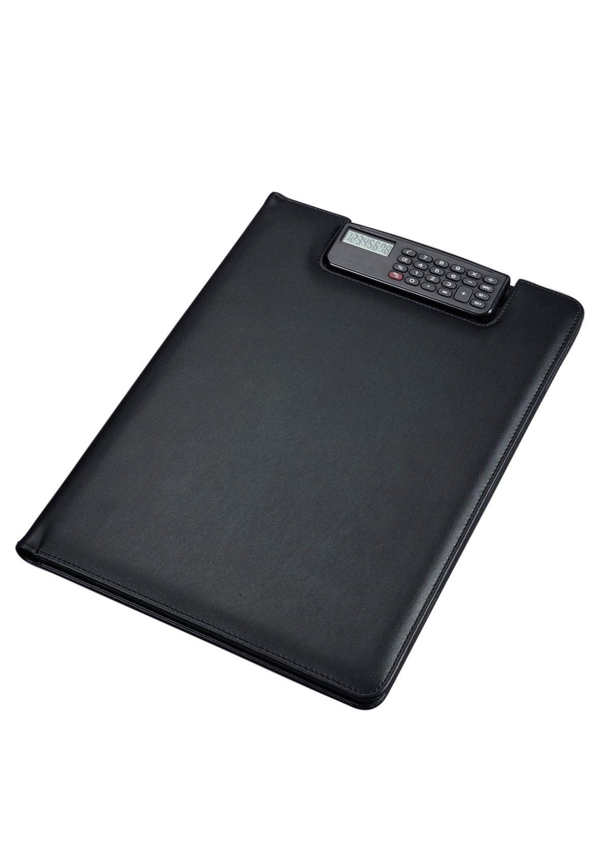 ALASSIO® Alassio® Schreibmappe mit Taschenrechner A4, »Brescia«