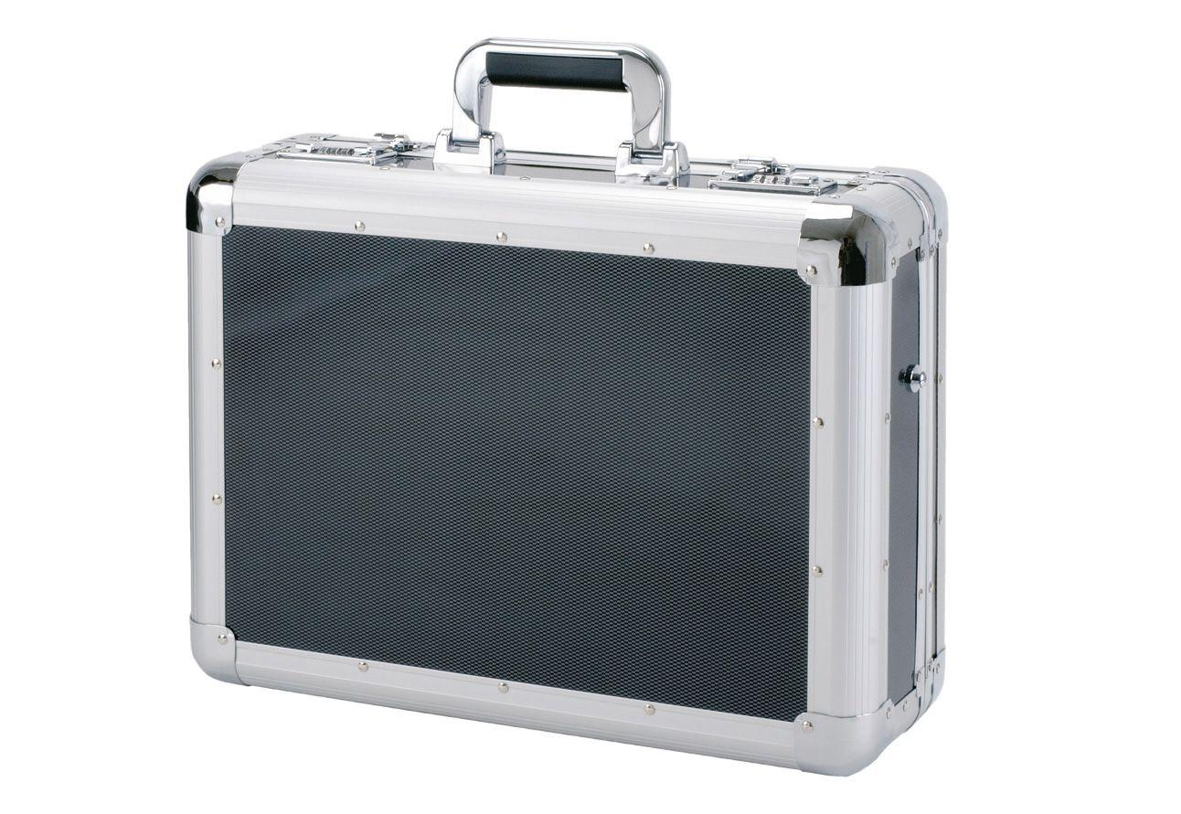 Alumaxx® Laptopkoffer aus Aluminium, »C-1«