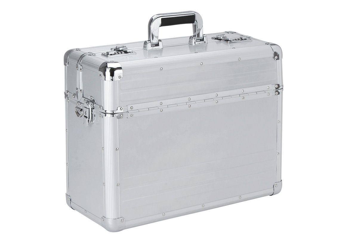 Alumaxx® Pilotenkoffer mit Laptopfach, »Betha«