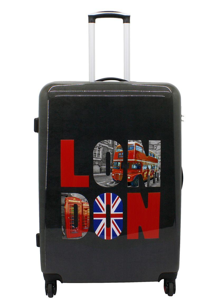 F23 ? Hartschalen-Trolley mit 4 Rollen, »London«