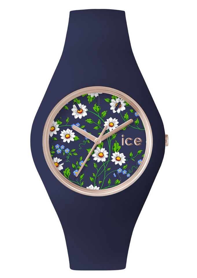 ICE WATCH ice-watch Quarzuhr »ICE-FLOWER, ICE.FL.DAI.U.S.15«