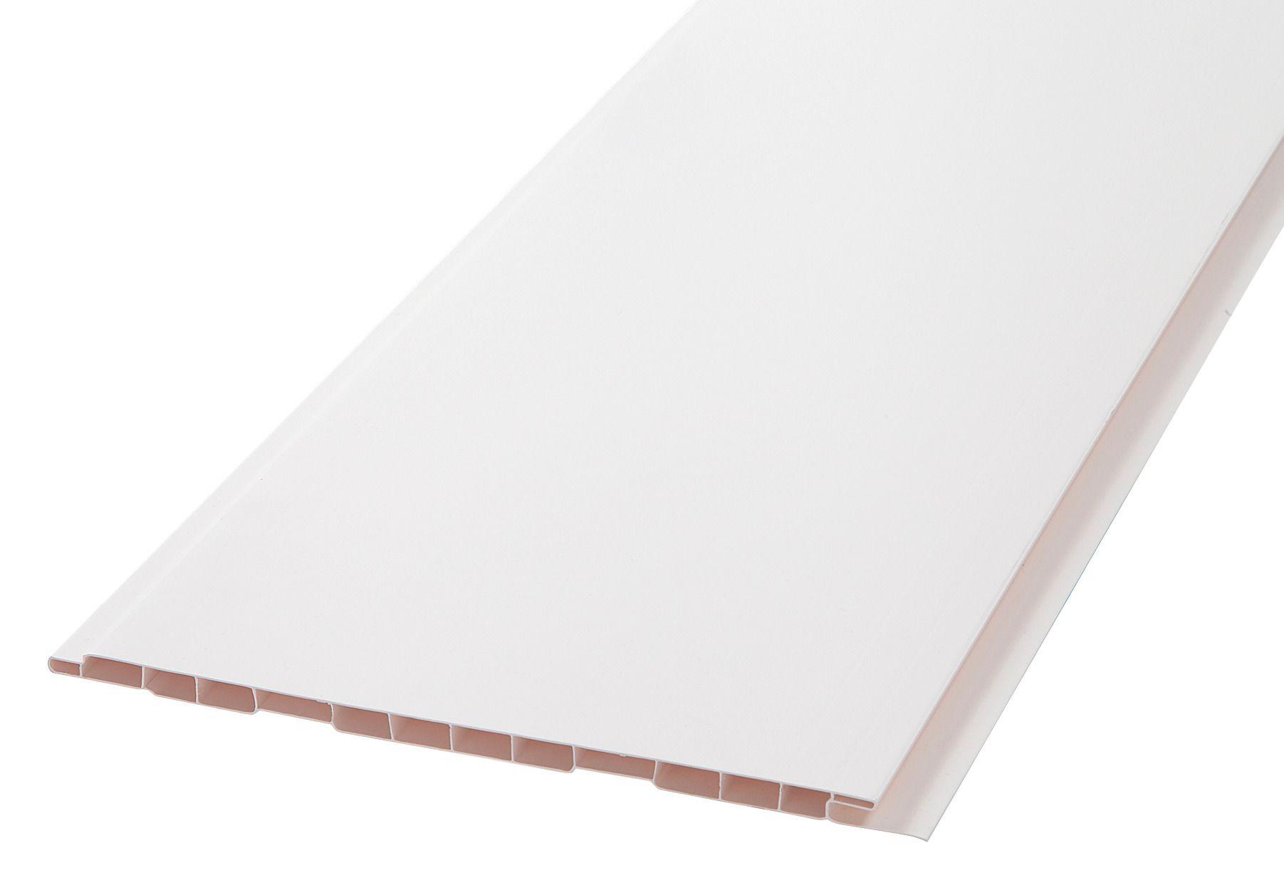BAUKULIT Baukulit Spar-Set: Verkleidungspaneele B 20 glatt Profiline, 8,1 m²