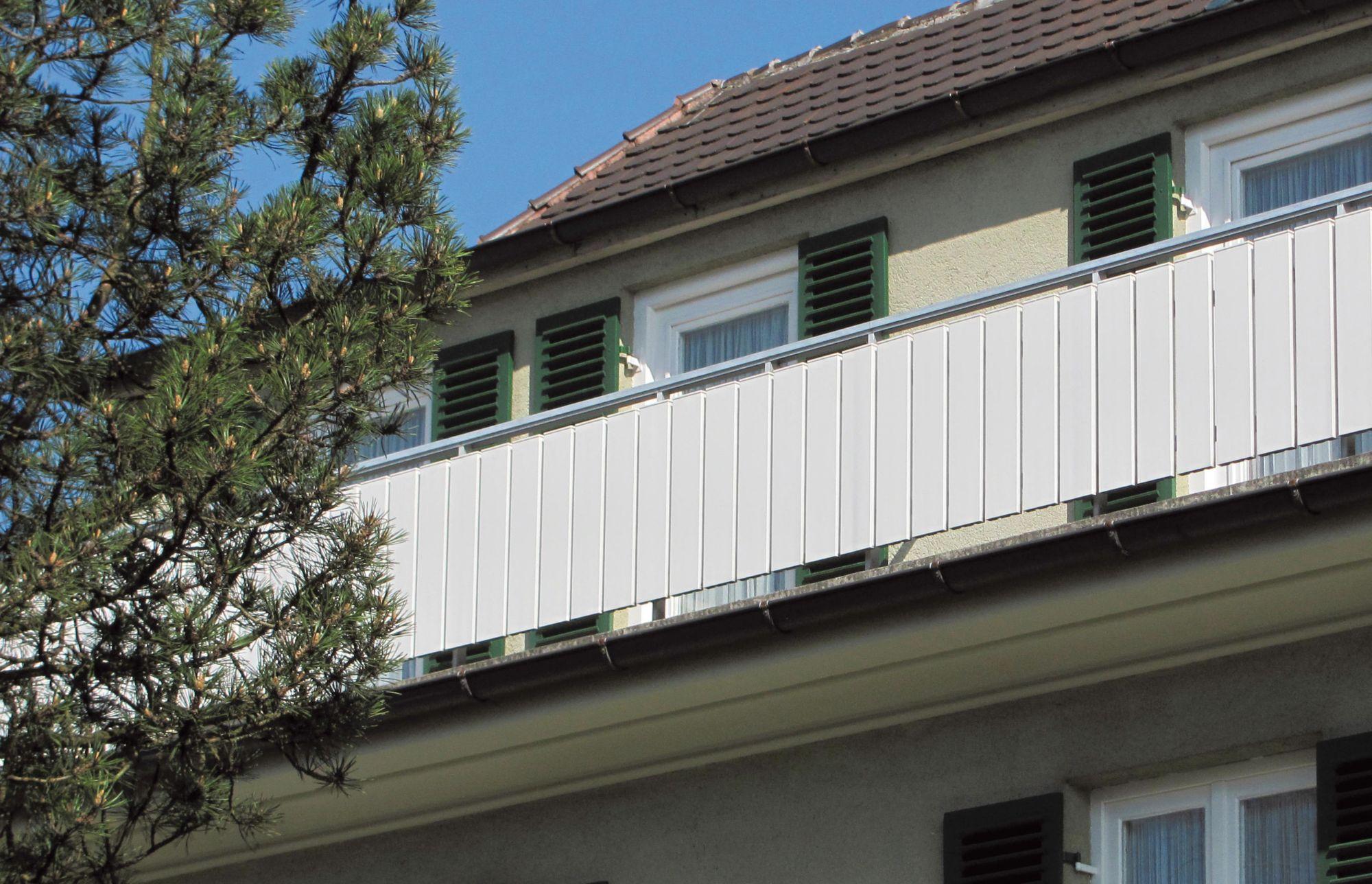 BAUKULIT  Abdeckprofil »Balkonsystem«
