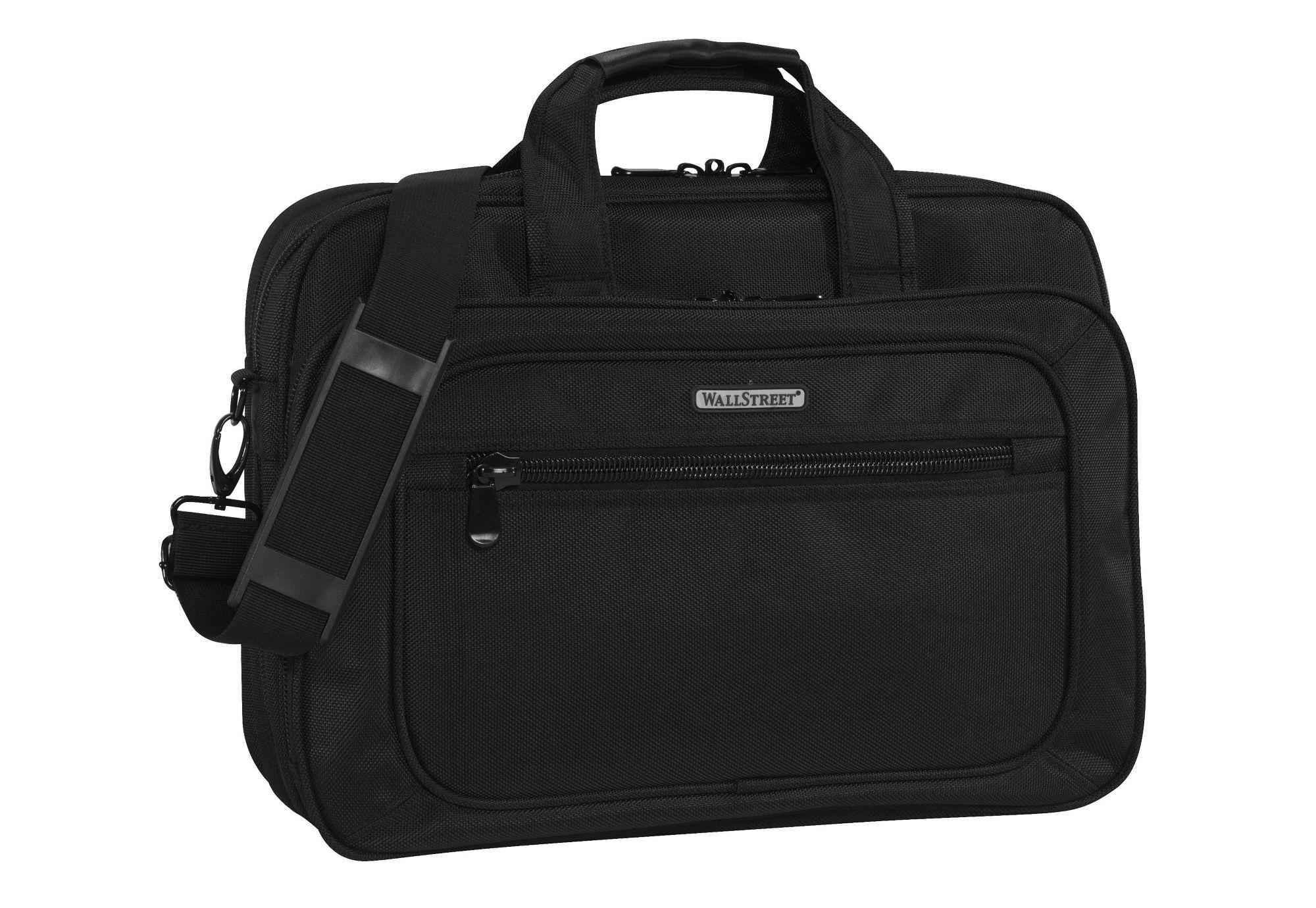Businesstasche-Umhängetasche mit Laptopfach bis 15,6-Zoll, »Wallstreet Business Bag«