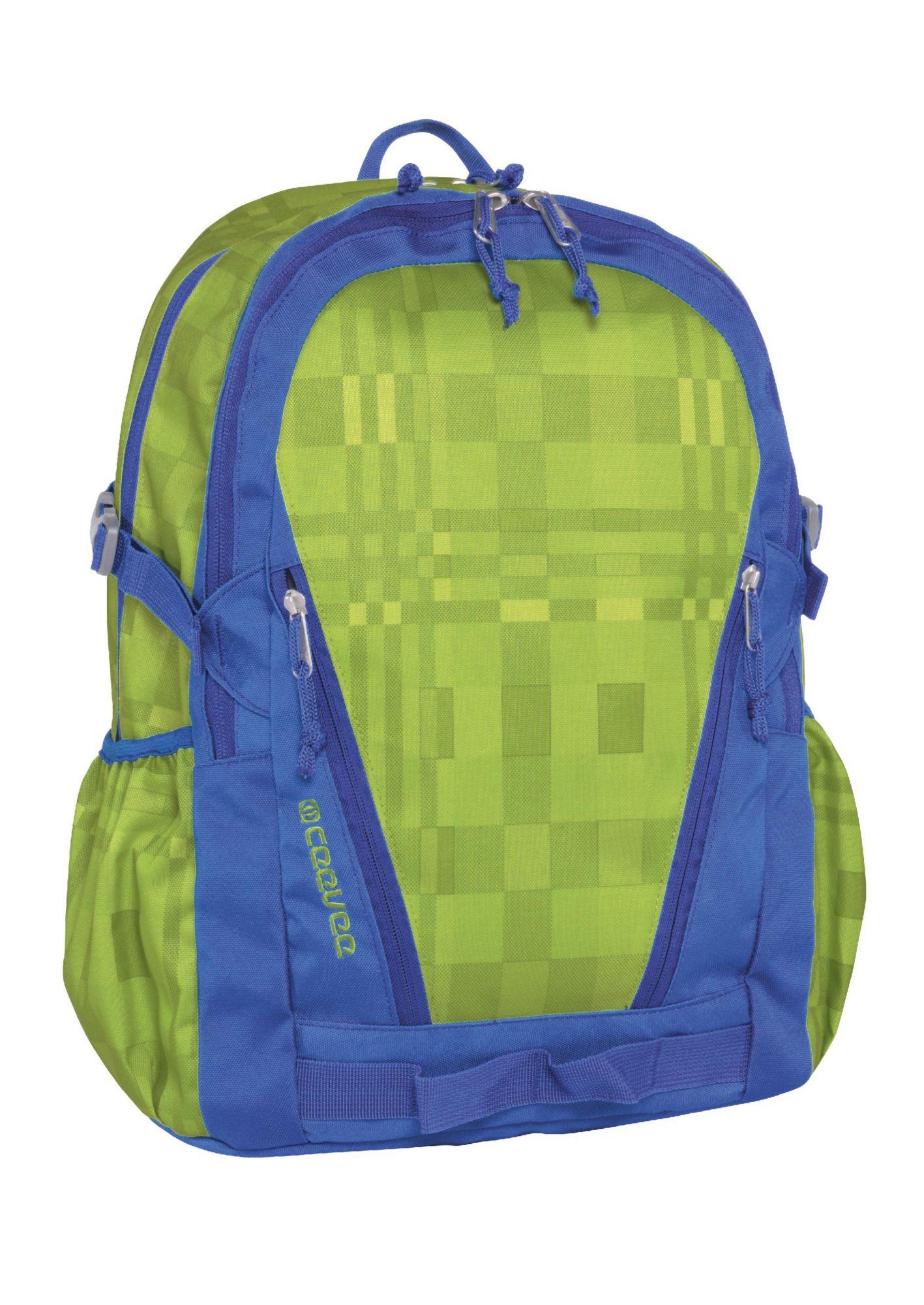 CEEVEE® ceevee® Rucksack, »Oxford, grün/blau«