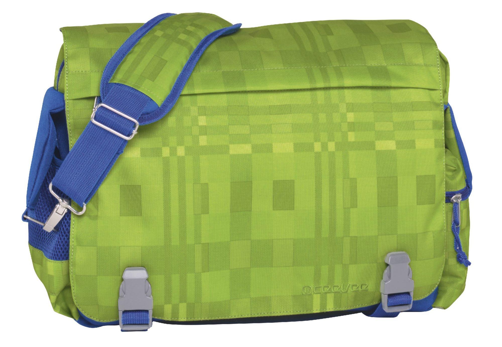 CEEVEE® ceevee® Umhängetasche, »Manchester, grün/blau«