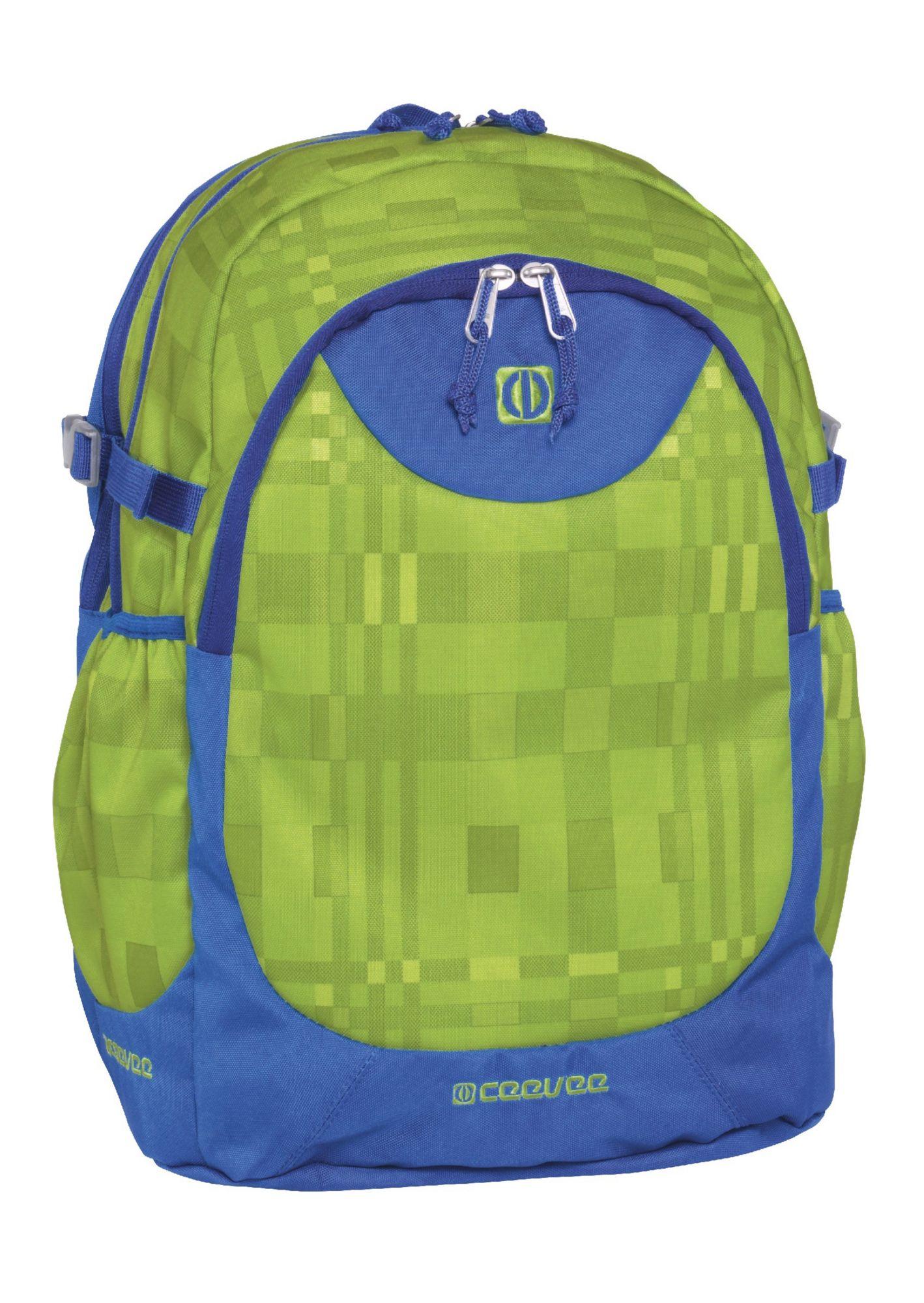 CEEVEE® ceevee® Rucksack, »Eton, grün/blau«