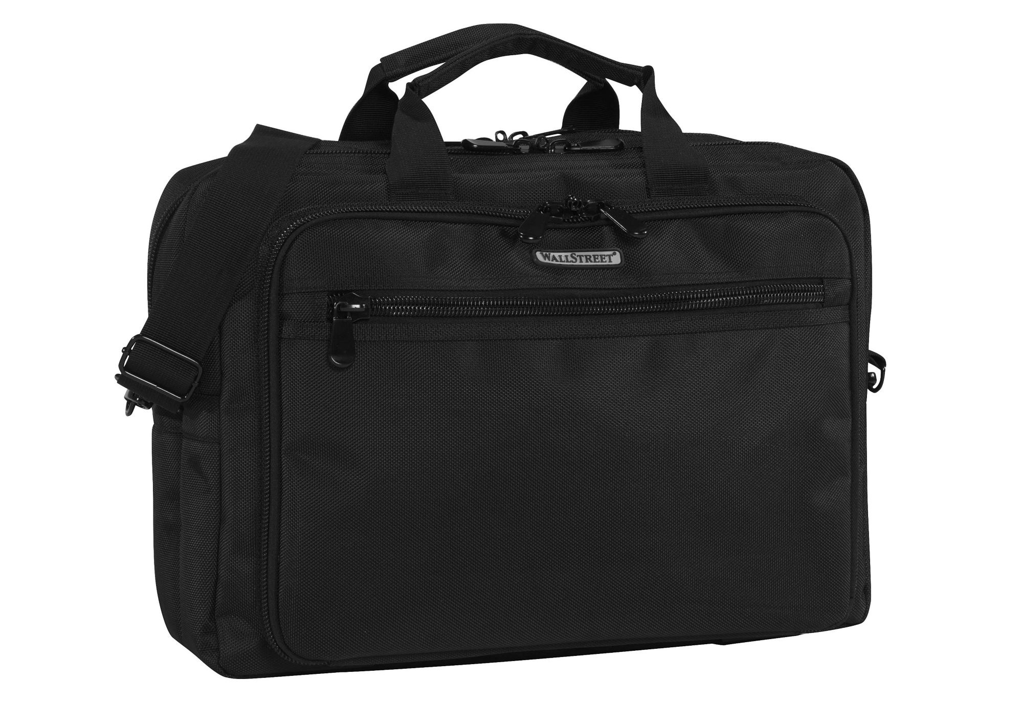 Aktentasche mit Laptopfach bis 15,6-Zoll, »Wallstreet Business Bag«