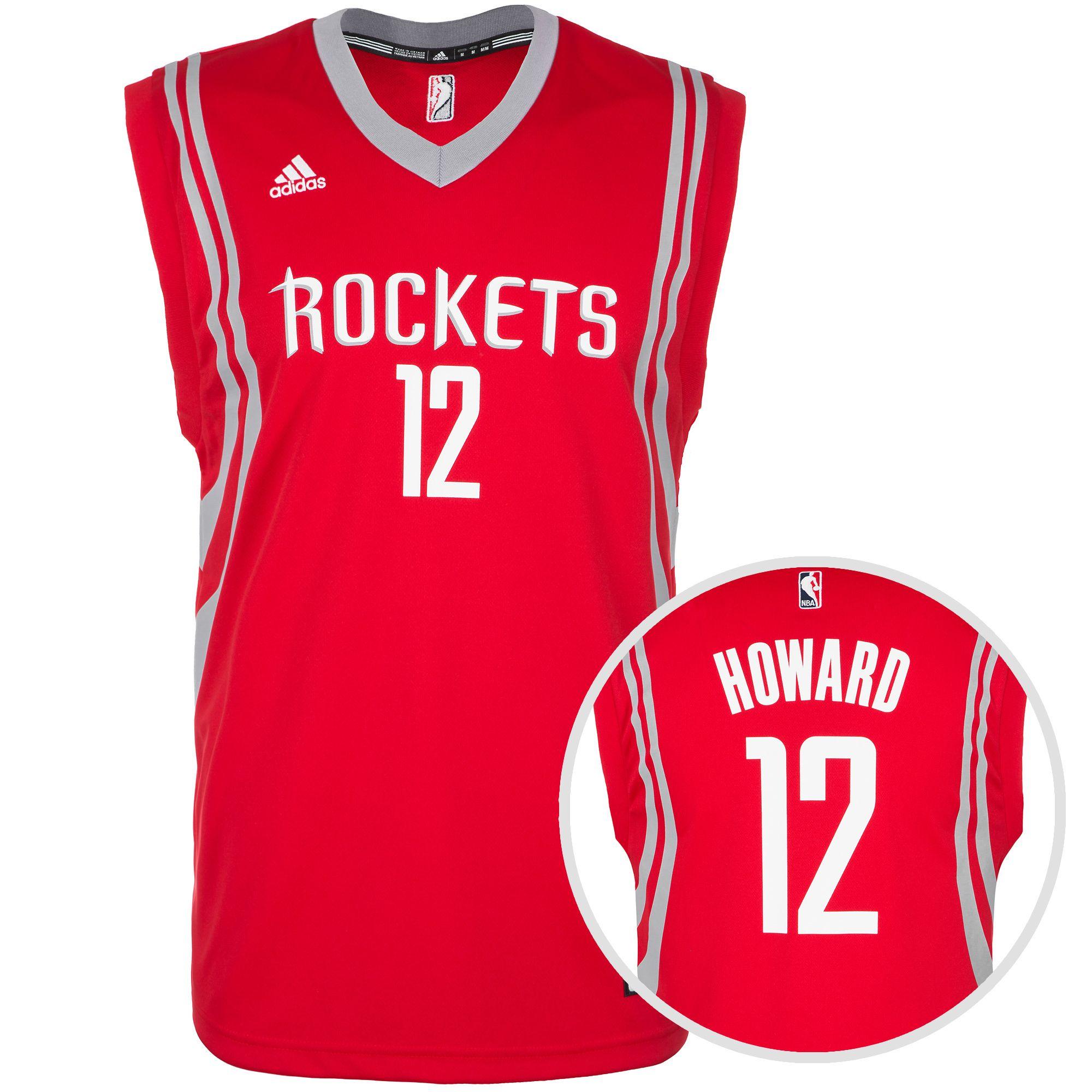 ADIDAS PERFORMANCE adidas Performance Houston Rockets Howard Replica Basketballtrikot Herren