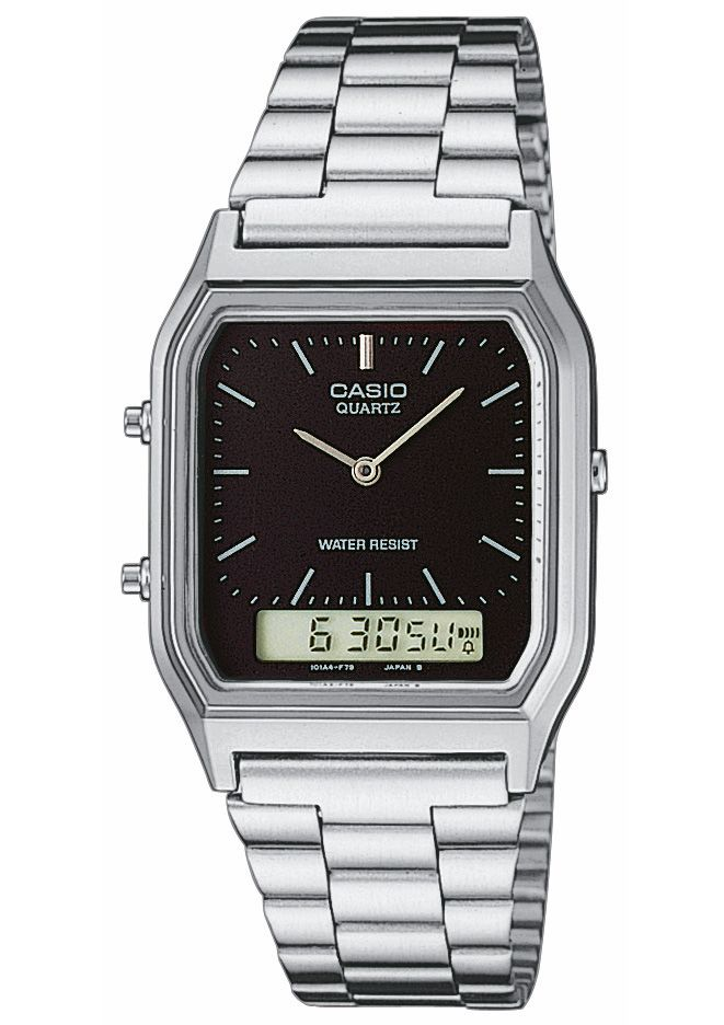 CASIO COLLECTION Casio Collection Chronograph »AQ-230A-1DMQYES«