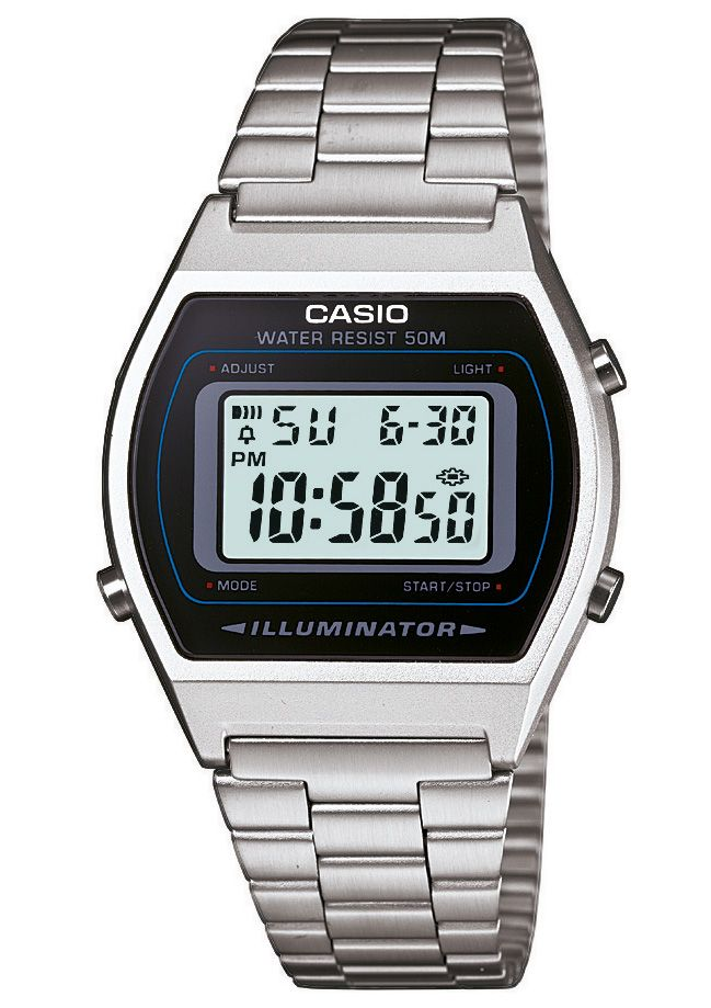 CASIO COLLECTION Casio Collection Chronograph »B640WD-1AVEF«