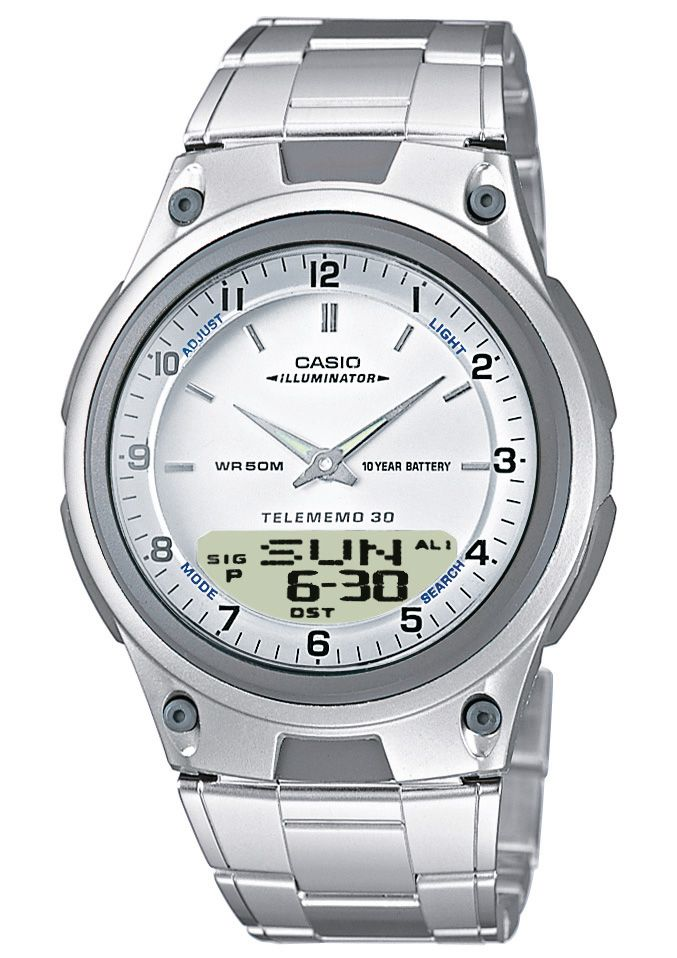 CASIO COLLECTION Casio Collection Chronograph »AW-80D-7AVES«