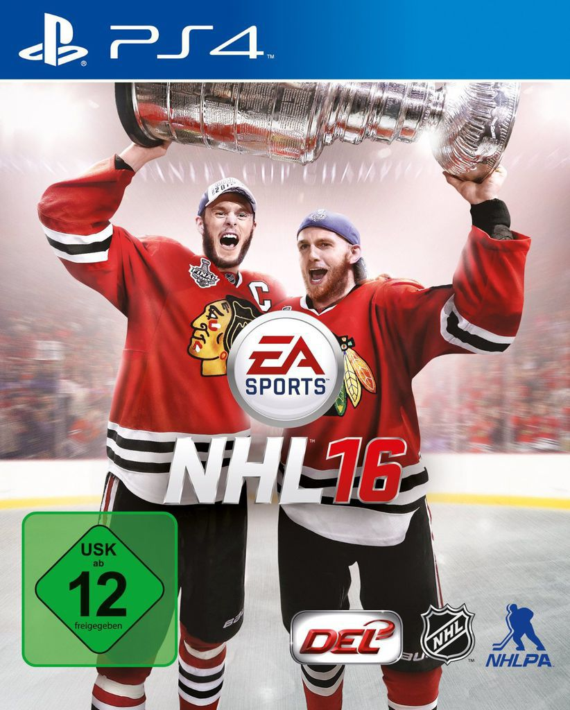 ELECTRONIC ARTS Electronic Arts Playstation 4 - Spiel »NHL 16«