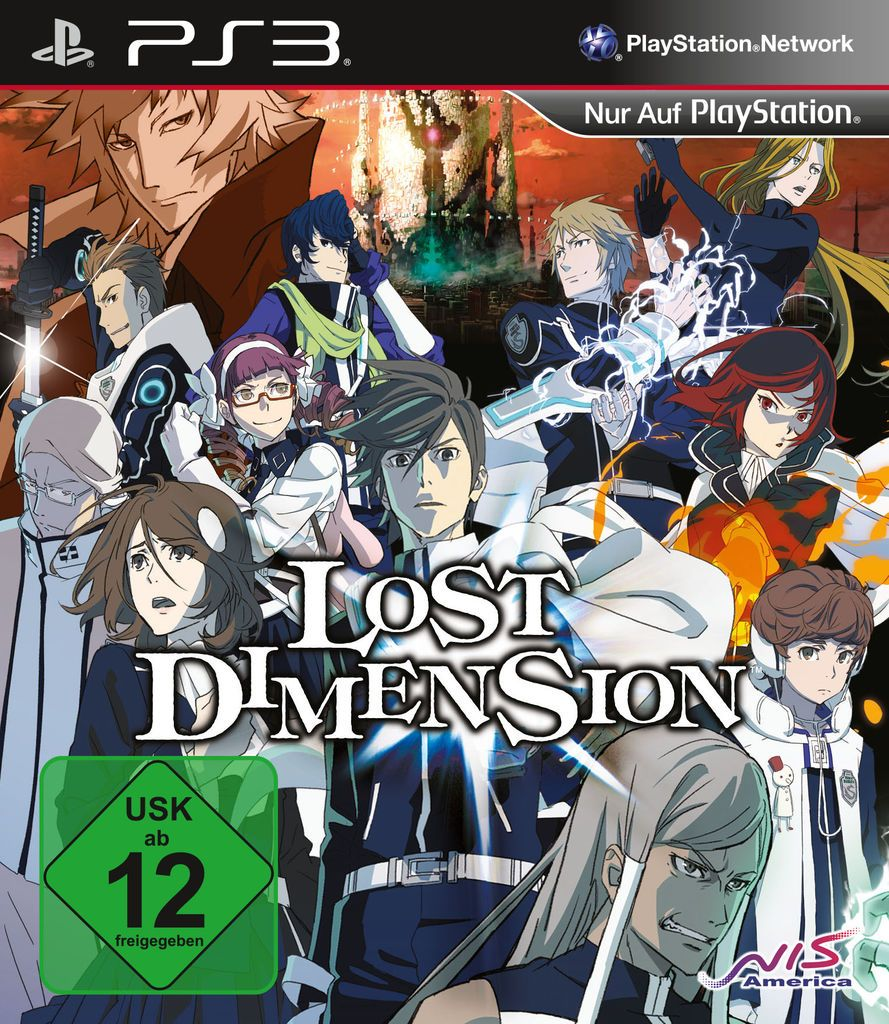 ATLUS Atlus Playstation 3 - Spiel »Lost Dimension«
